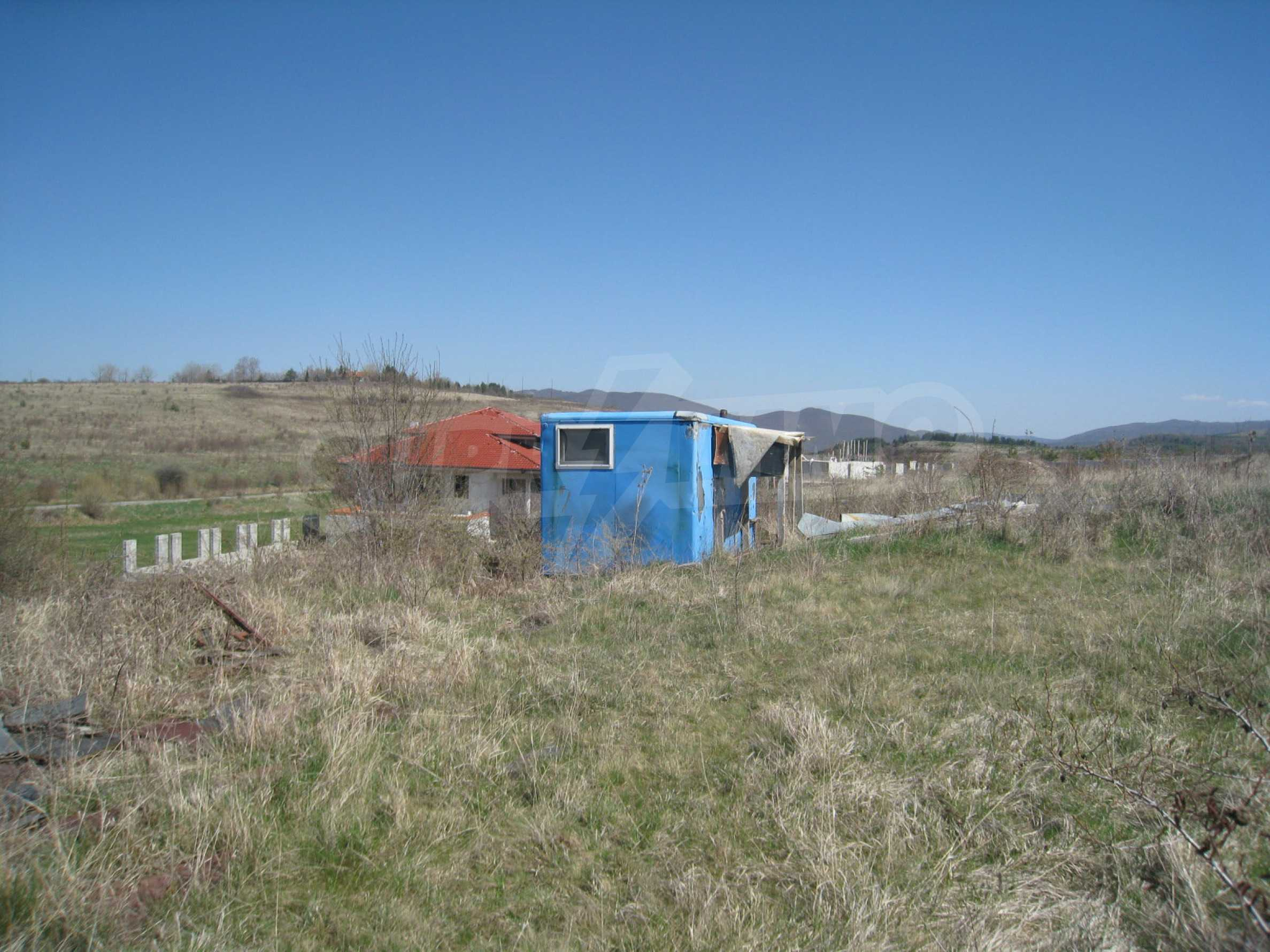 Regulated plot for construction of private house or villa near Sofia 3