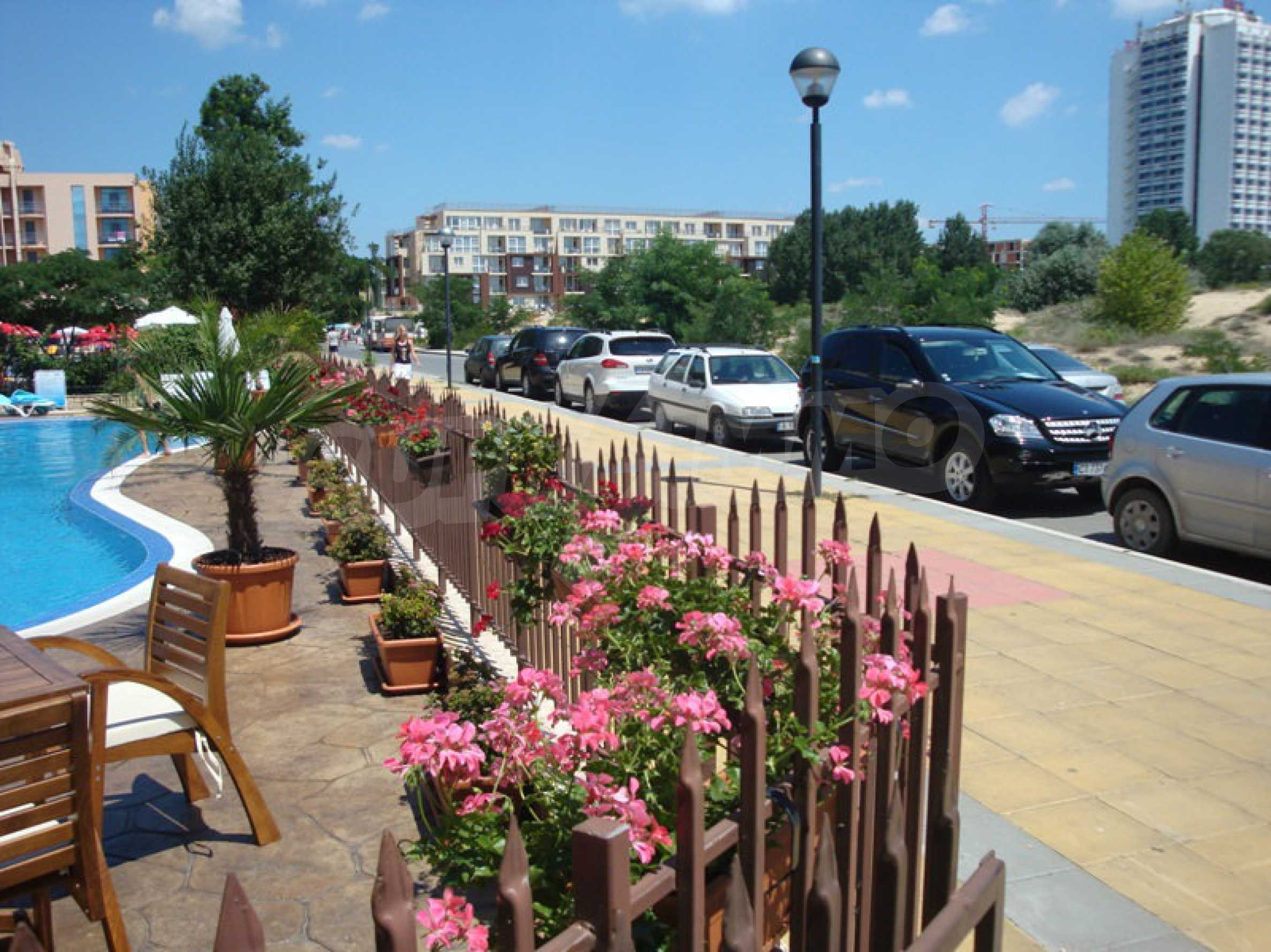 Luxury restaurant in the centre of Sunny Beach 10