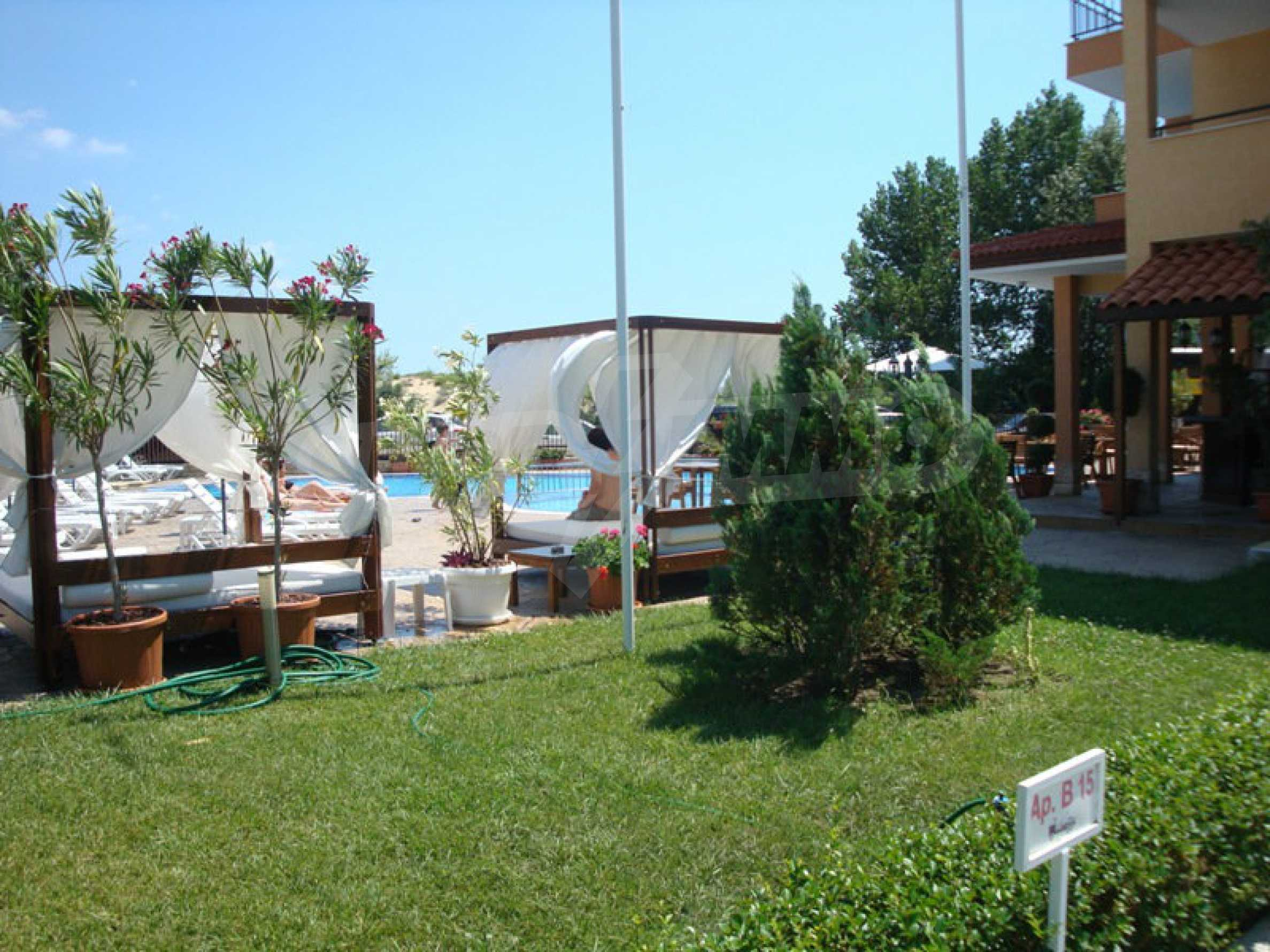 Luxury restaurant in the centre of Sunny Beach 11