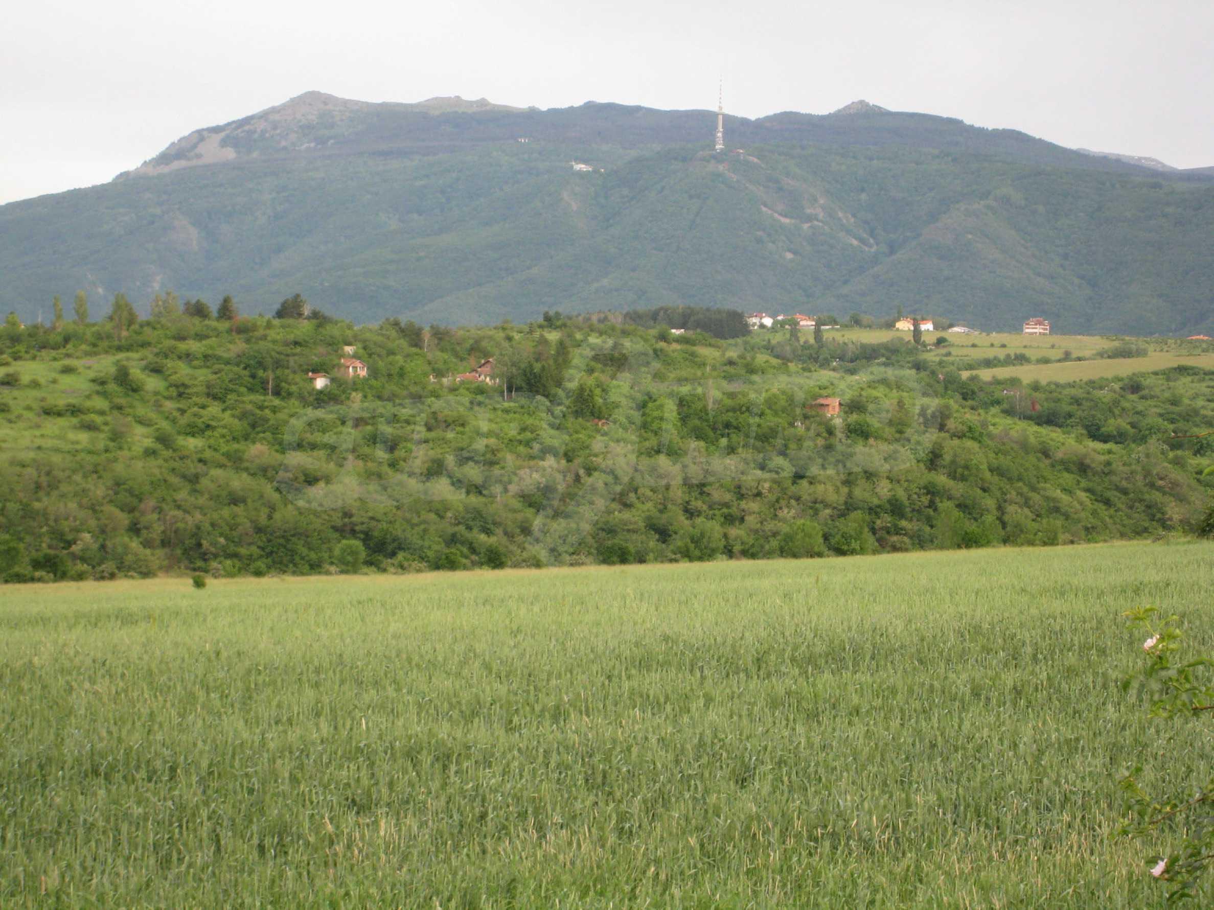 Agricultural land at asphalt road in Suhodol 9