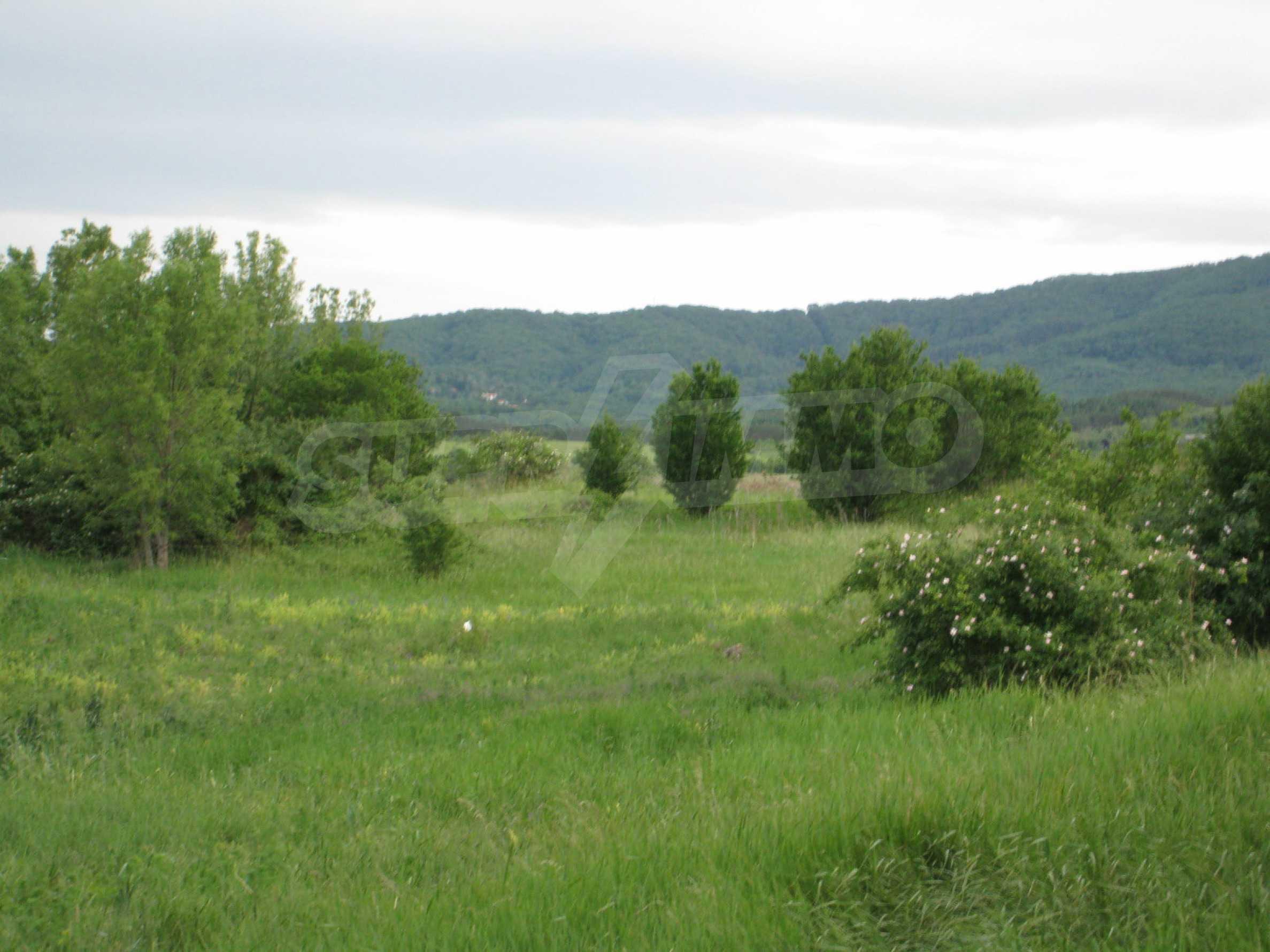 Agricultural land at asphalt road in Suhodol 12