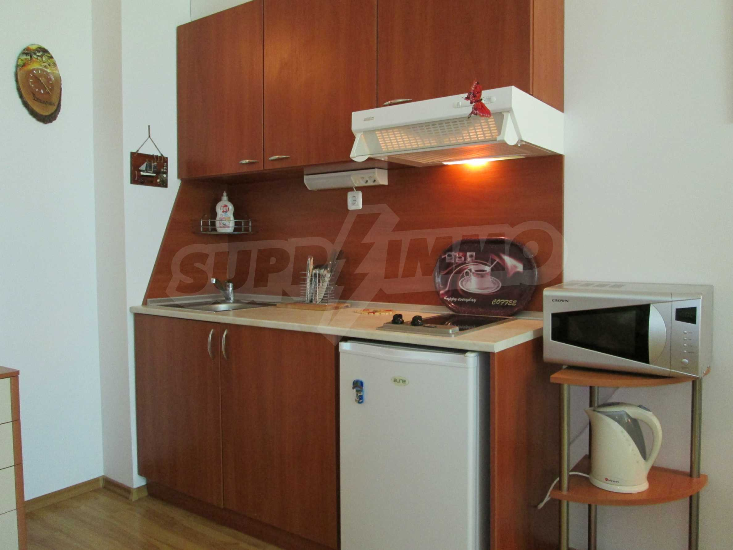 Fully furnished one-bedroom apartment on the sea 3