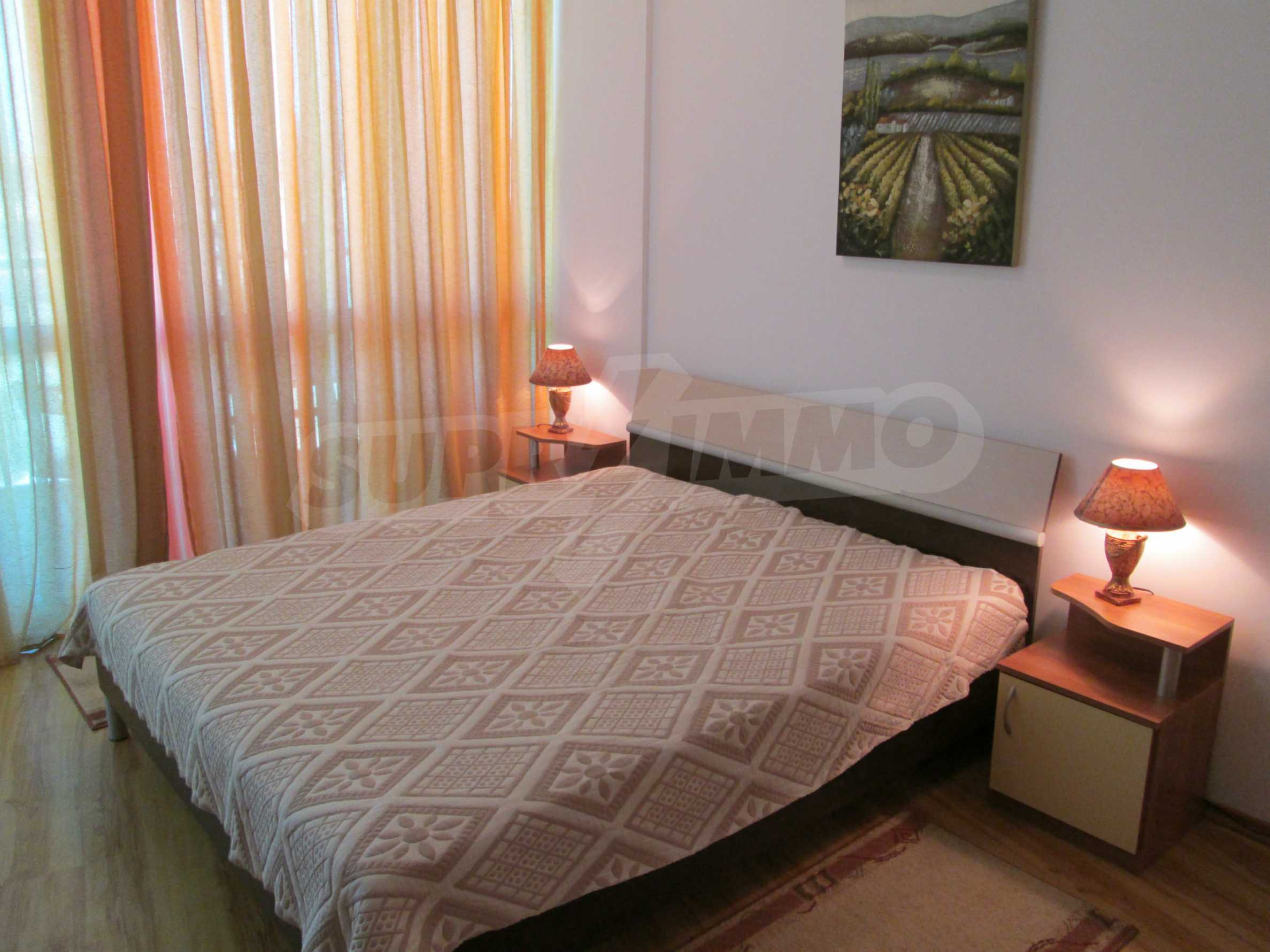 Fully furnished one-bedroom apartment on the sea 7