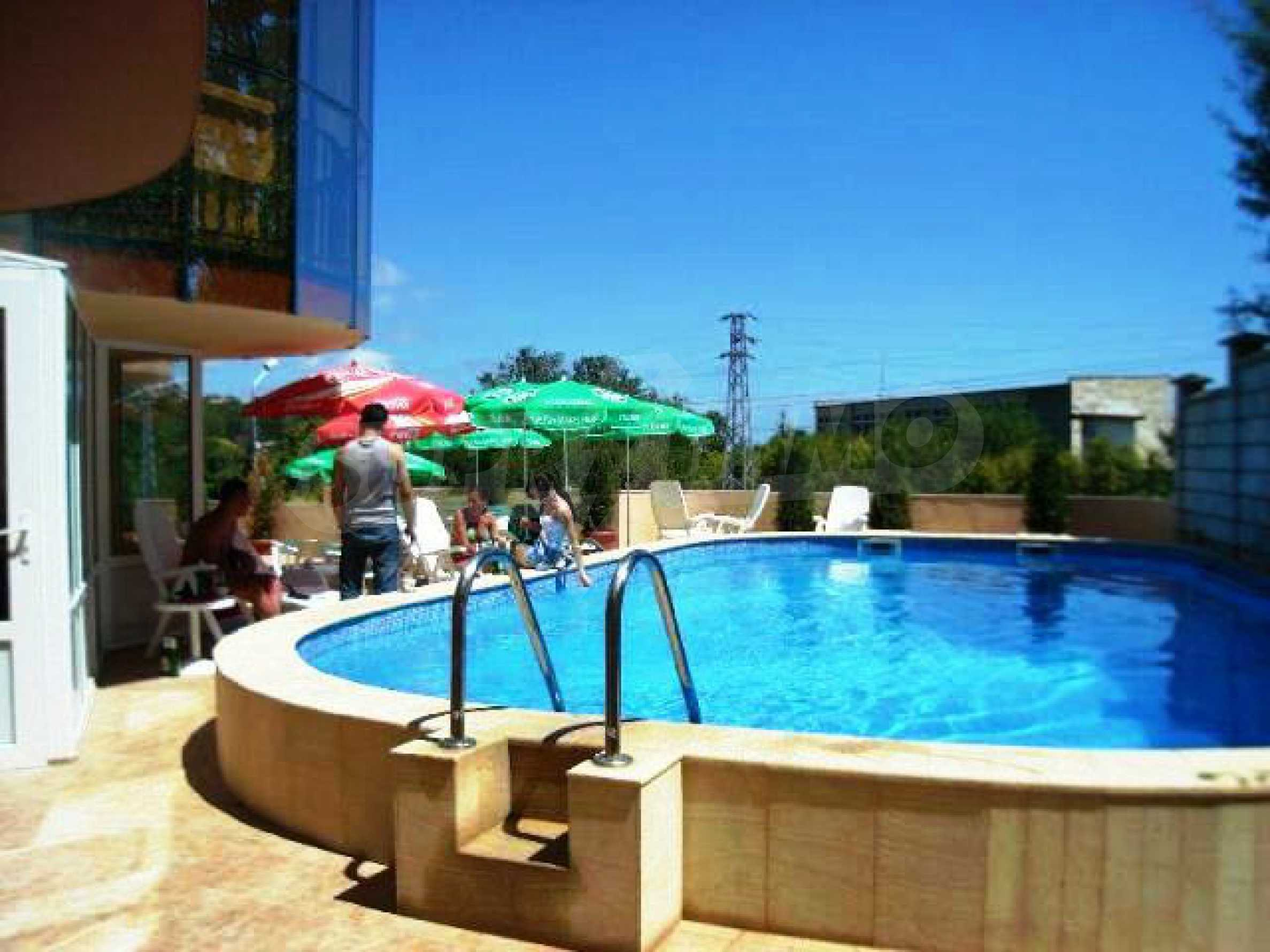 Hotel in Balchik 10