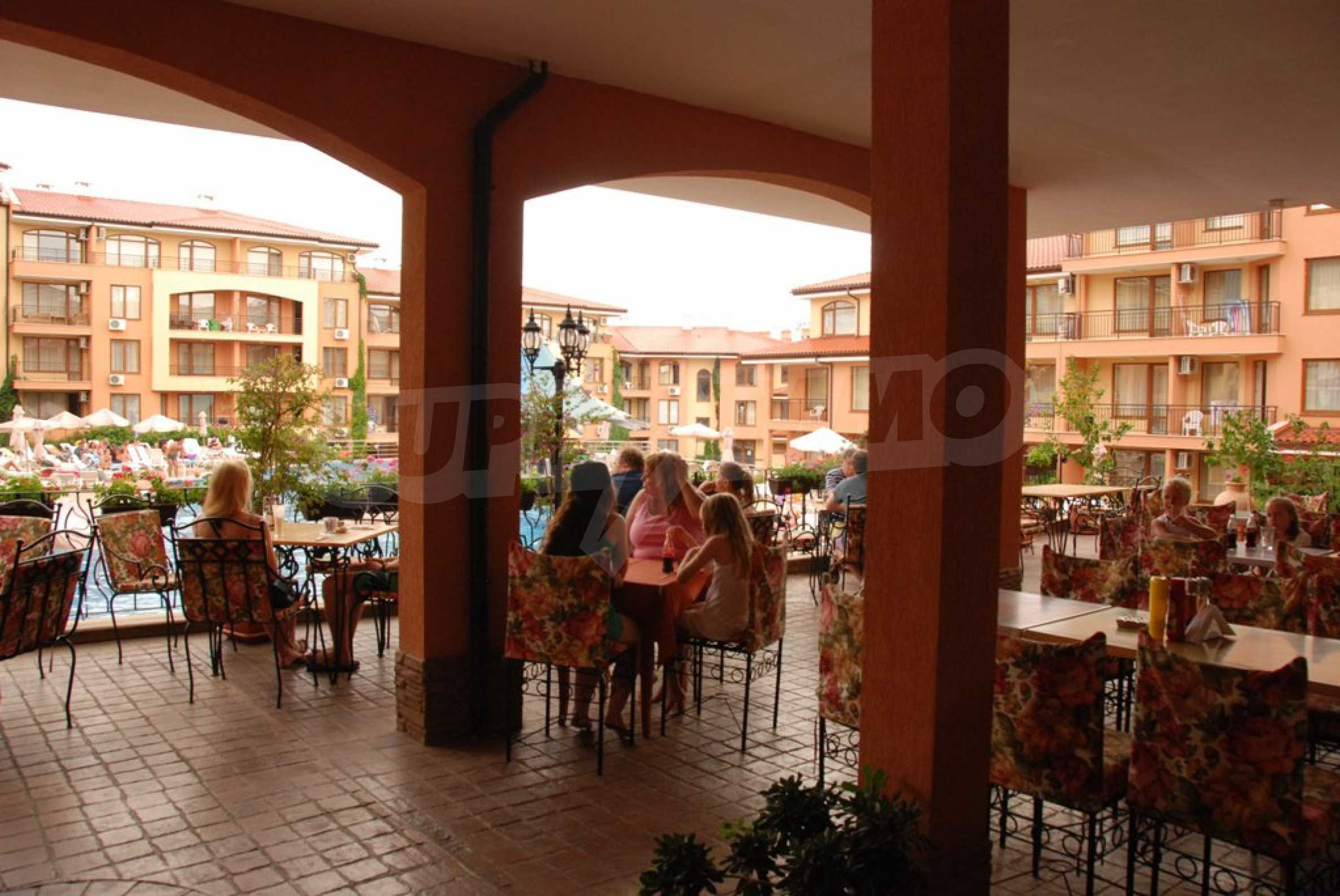 Luxury fully equipped restaurant 100m from the beach 7