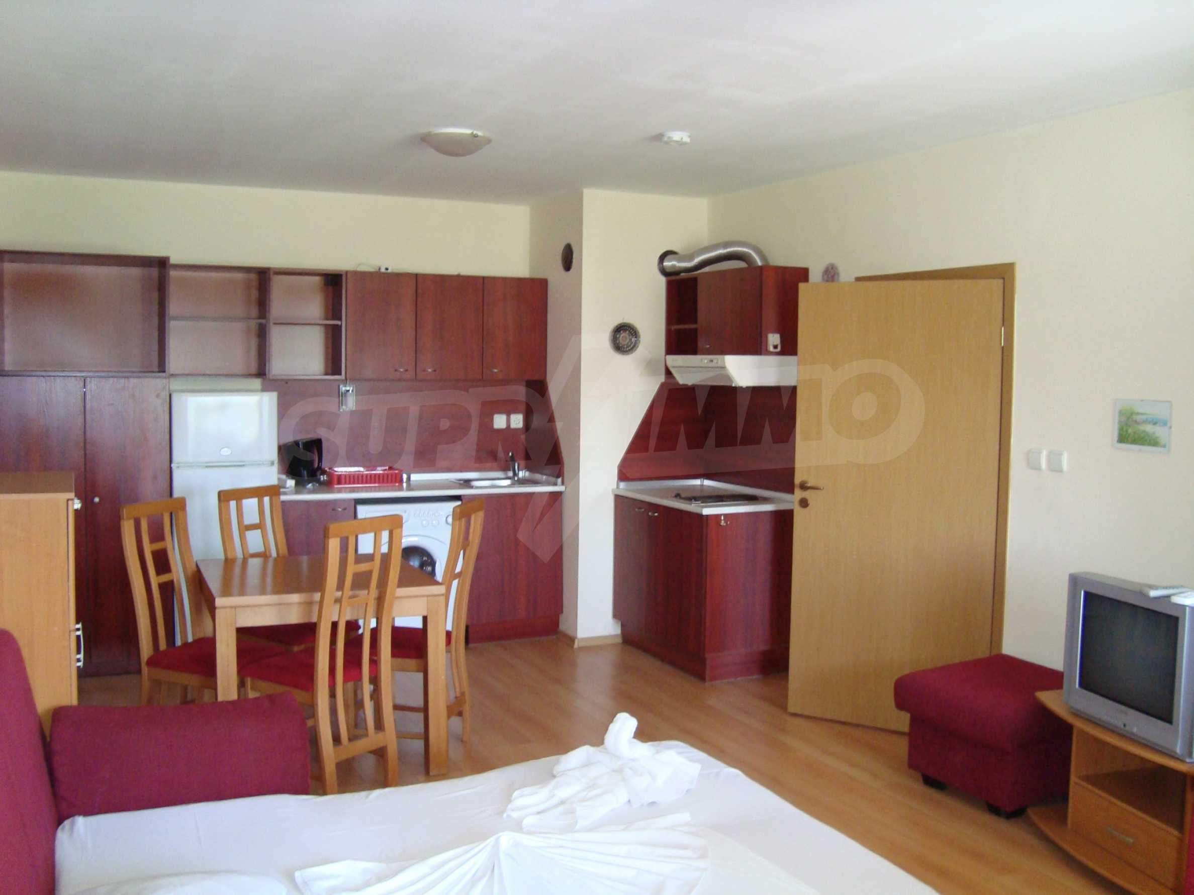 One-bedroom apartment in Prestige City 1 complex in Sunny beach 1