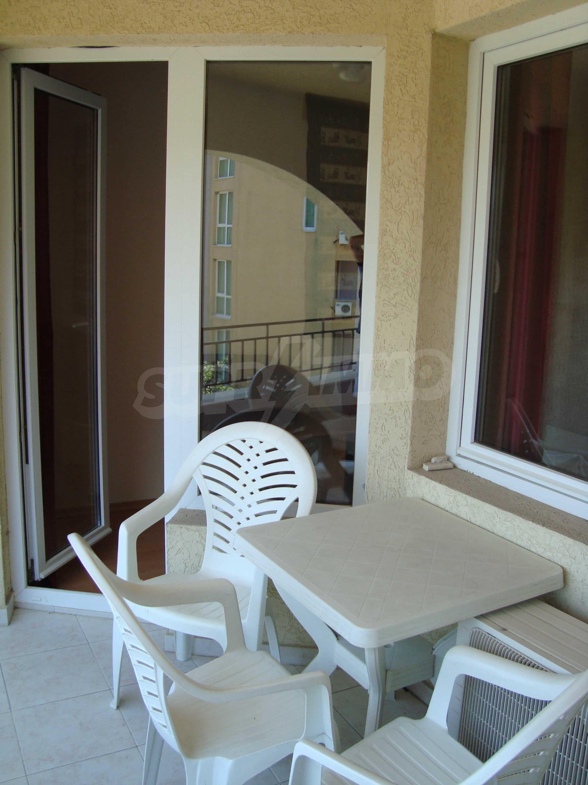 One-bedroom apartment in Prestige City 1 complex in Sunny beach 17