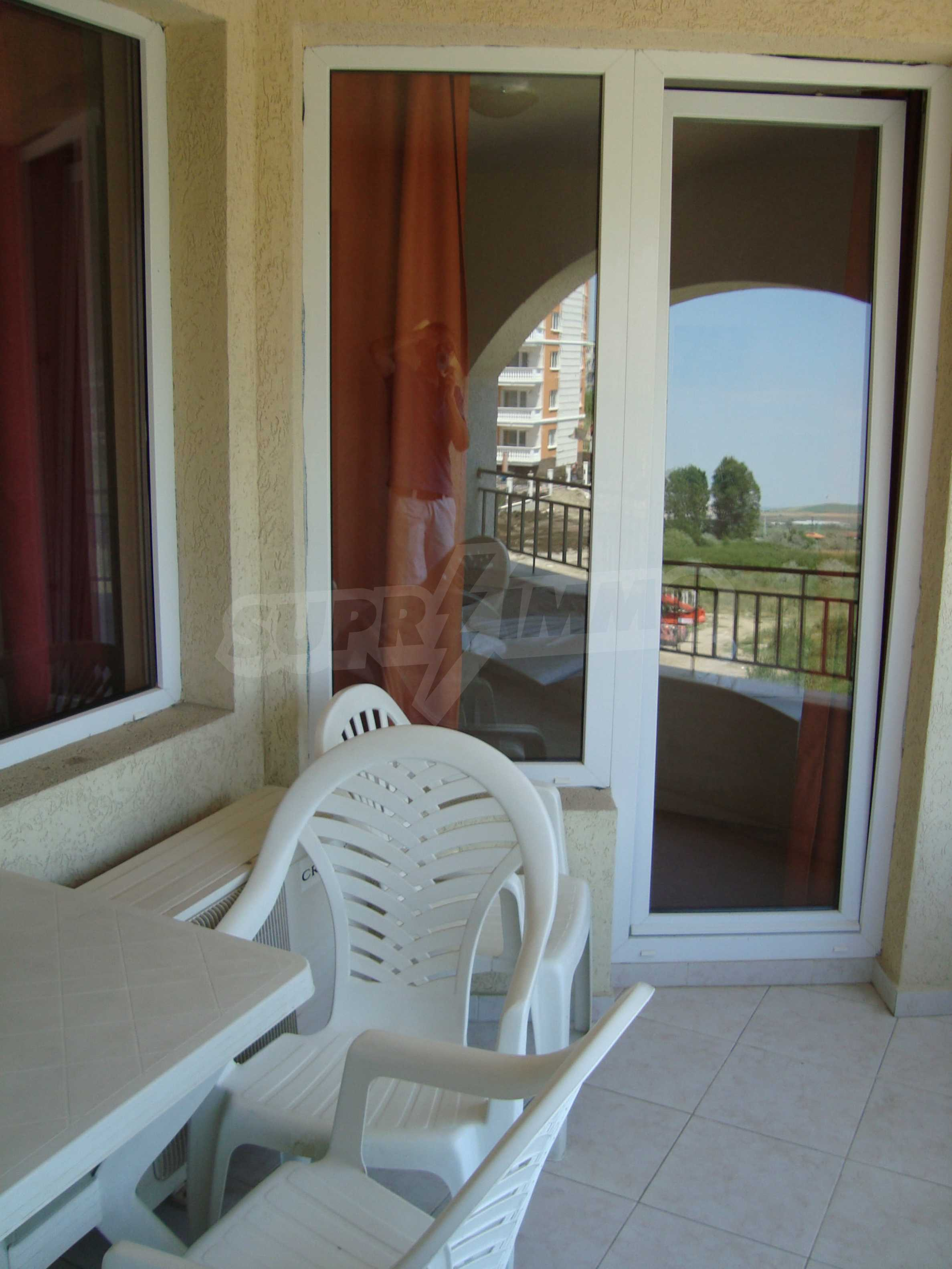 One-bedroom apartment in Prestige City 1 complex in Sunny beach 18