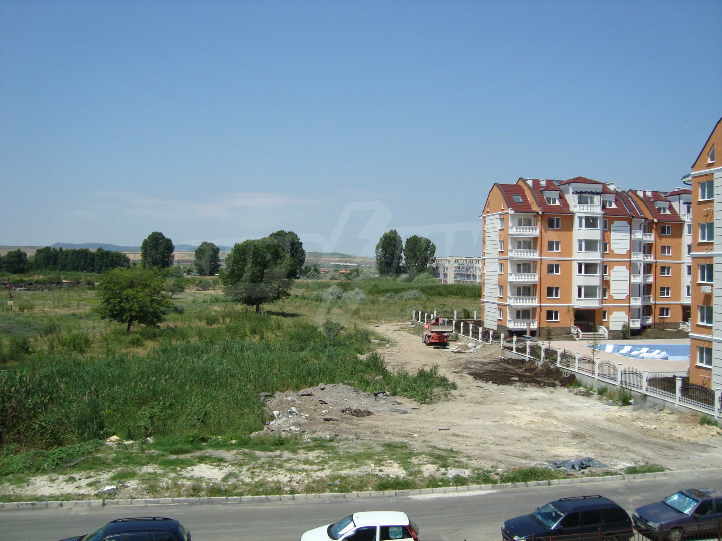 One-bedroom apartment in Prestige City 1 complex in Sunny beach 19