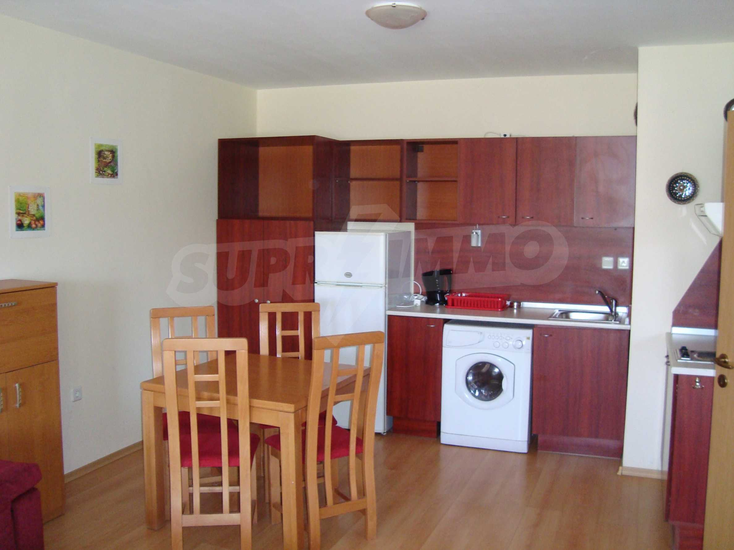 One-bedroom apartment in Prestige City 1 complex in Sunny beach 2
