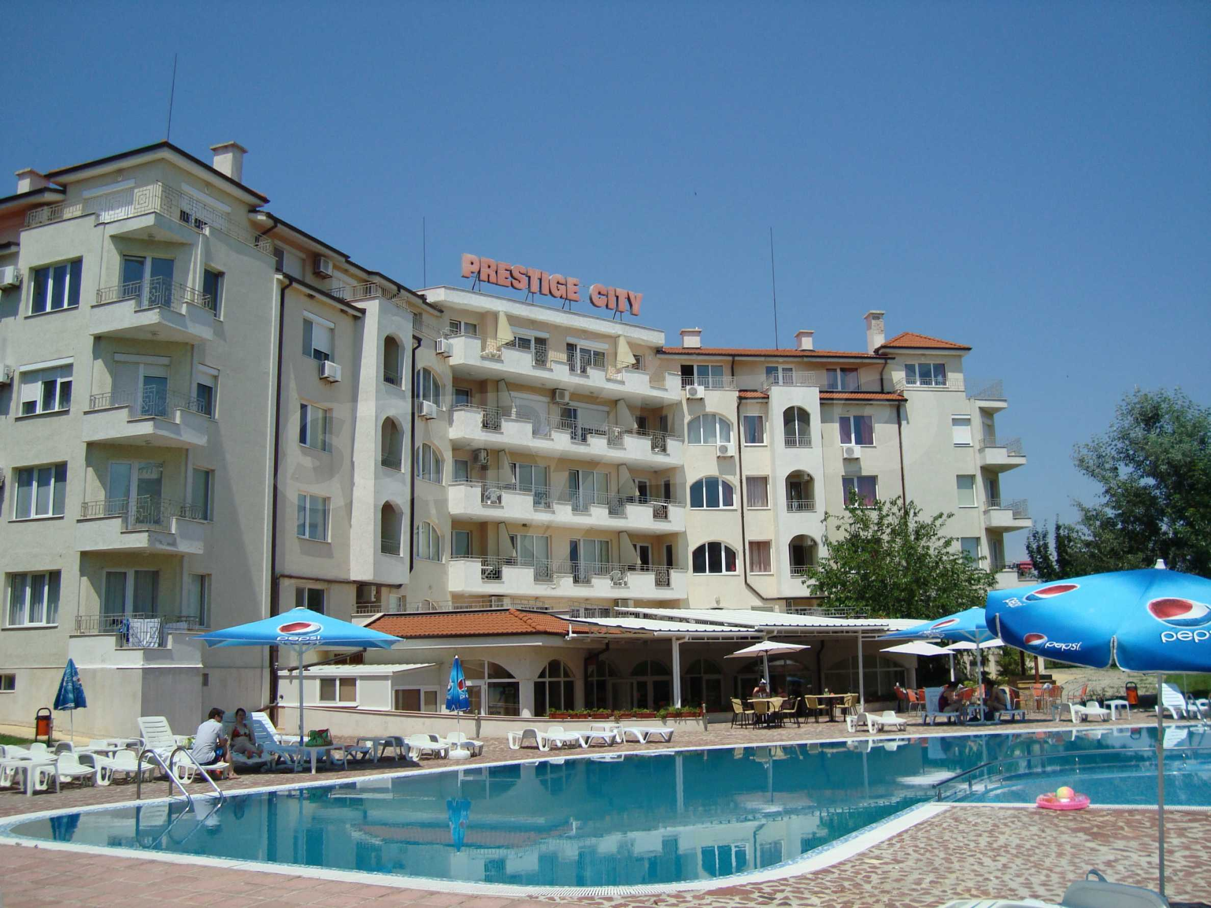 One-bedroom apartment in Prestige City 1 complex in Sunny beach 27