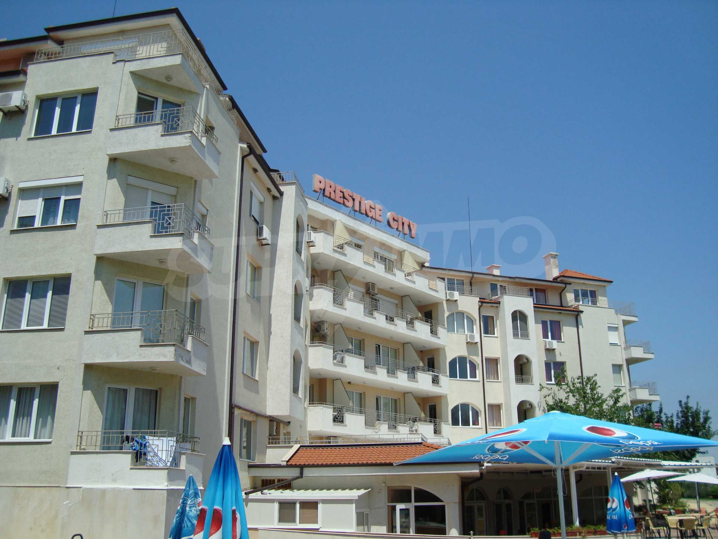One-bedroom apartment in Prestige City 1 complex in Sunny beach 28