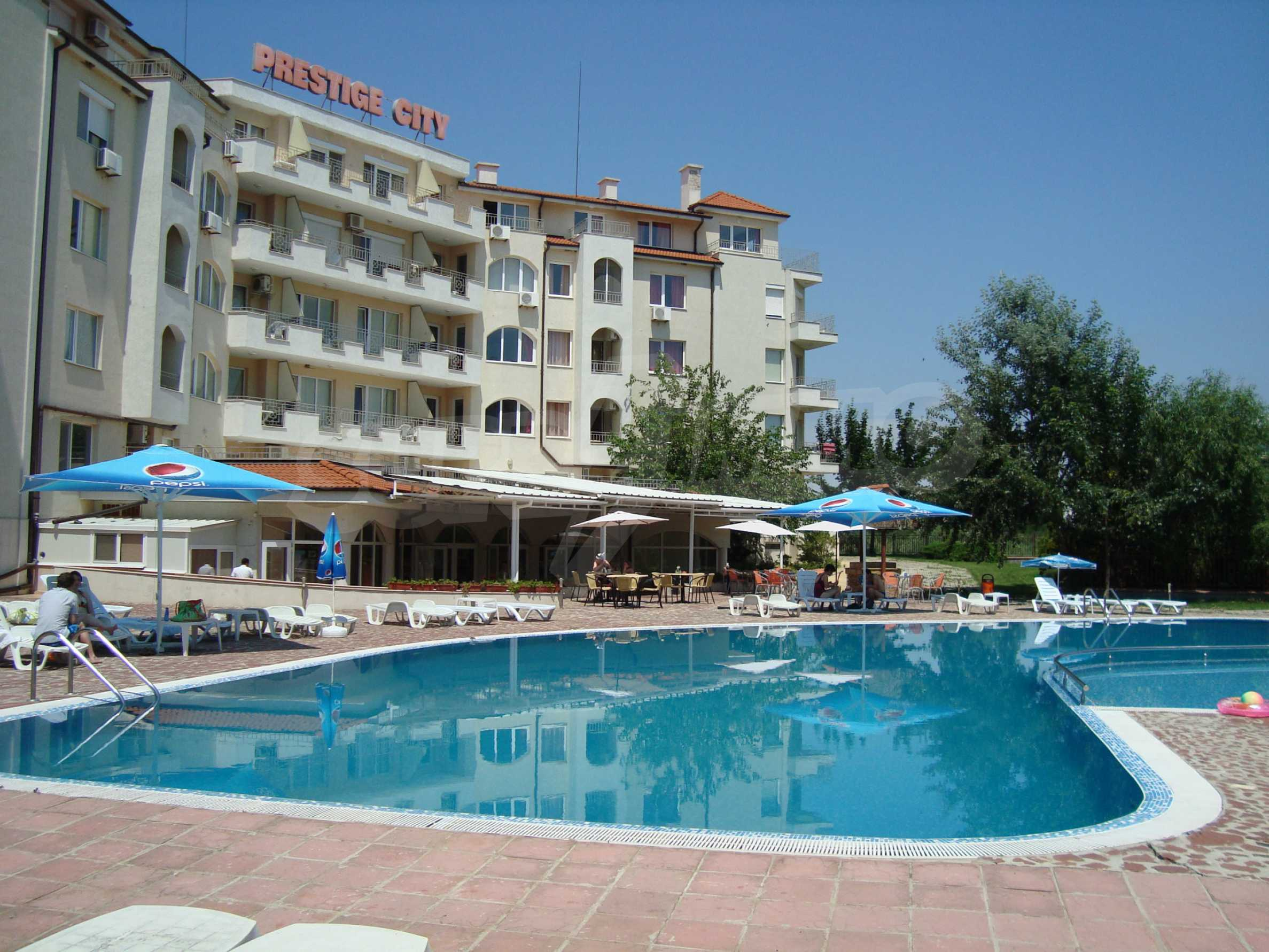 One-bedroom apartment in Prestige City 1 complex in Sunny beach 29