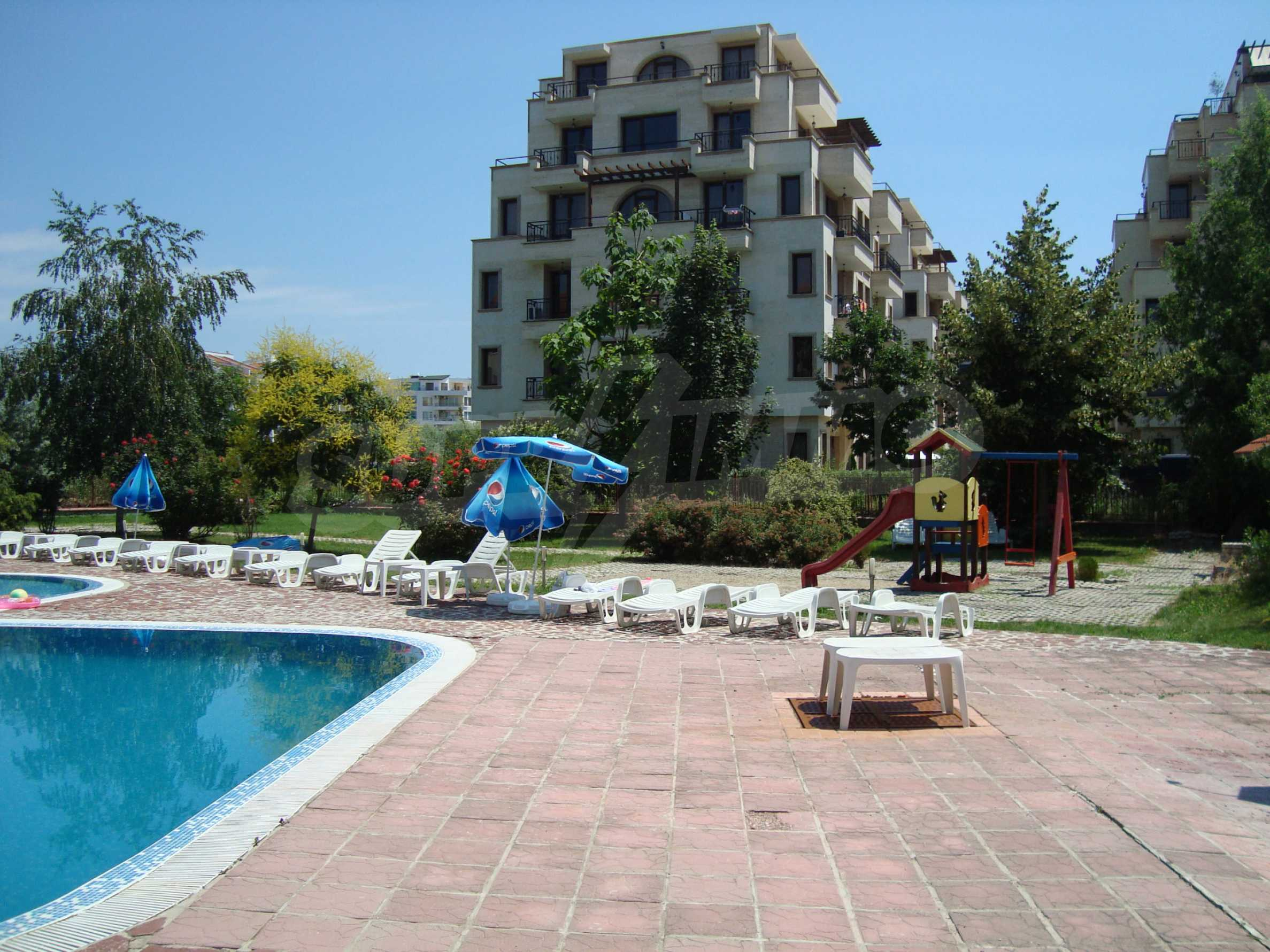 One-bedroom apartment in Prestige City 1 complex in Sunny beach 30