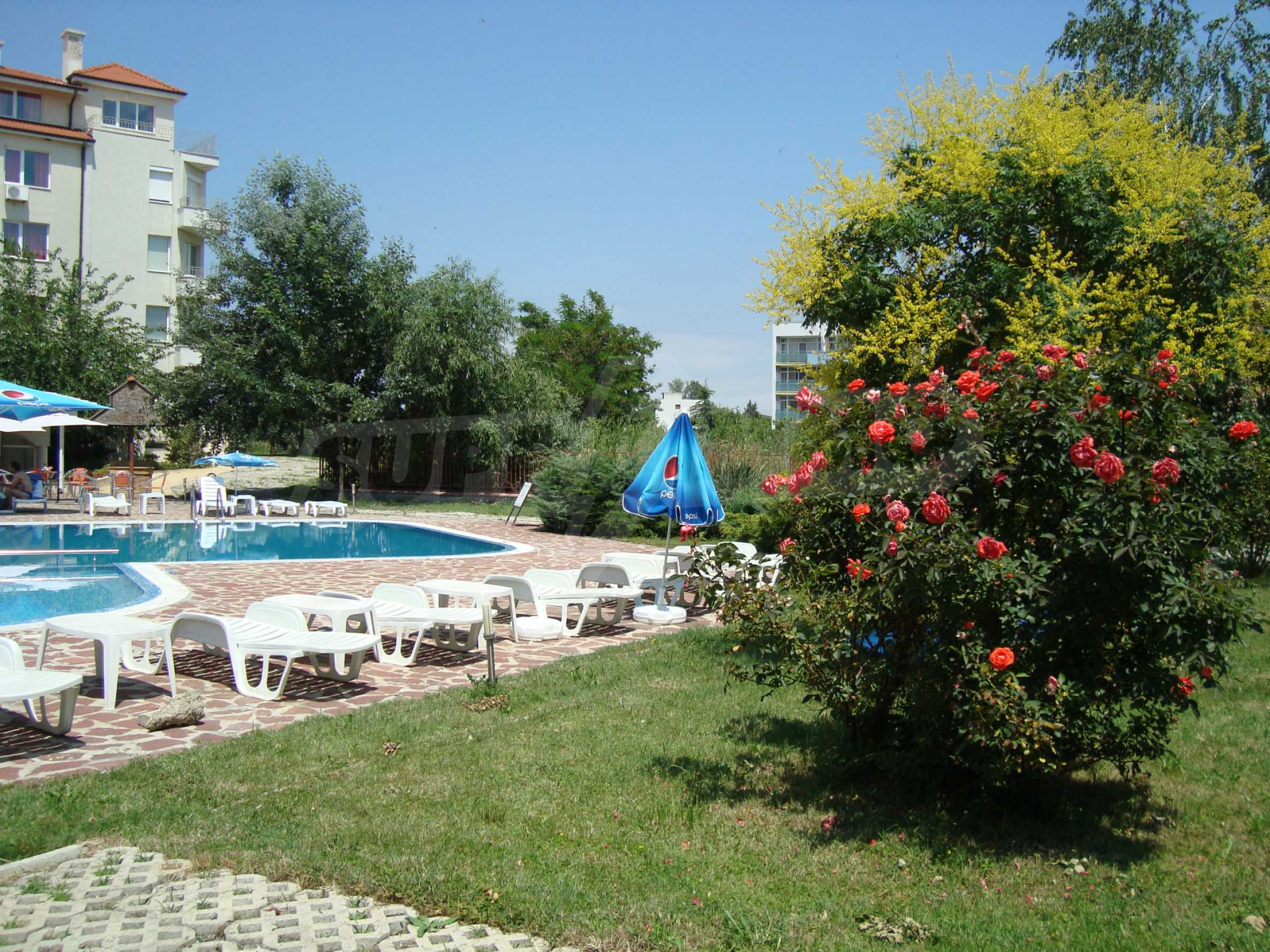 One-bedroom apartment in Prestige City 1 complex in Sunny beach 32