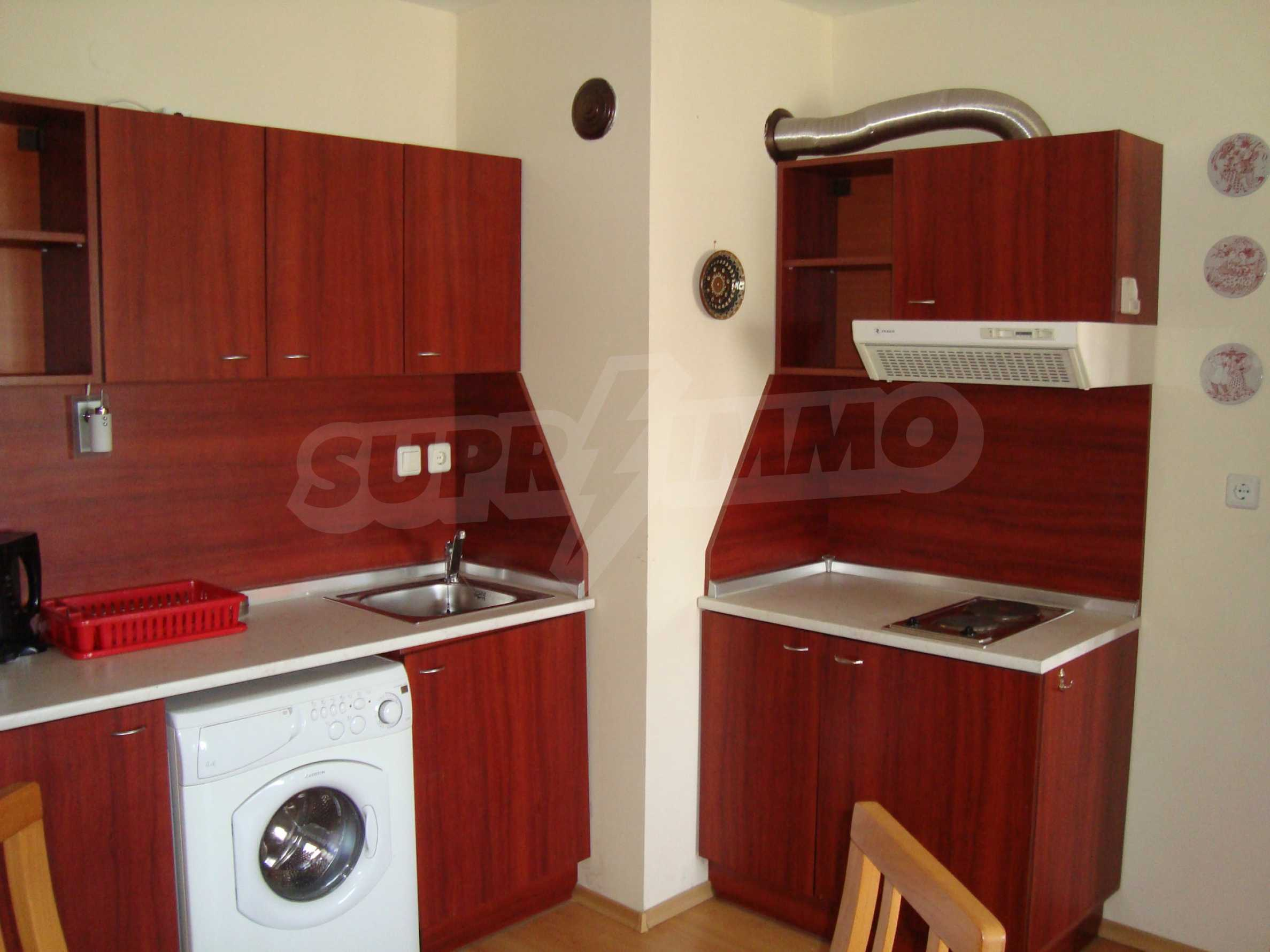 One-bedroom apartment in Prestige City 1 complex in Sunny beach 4