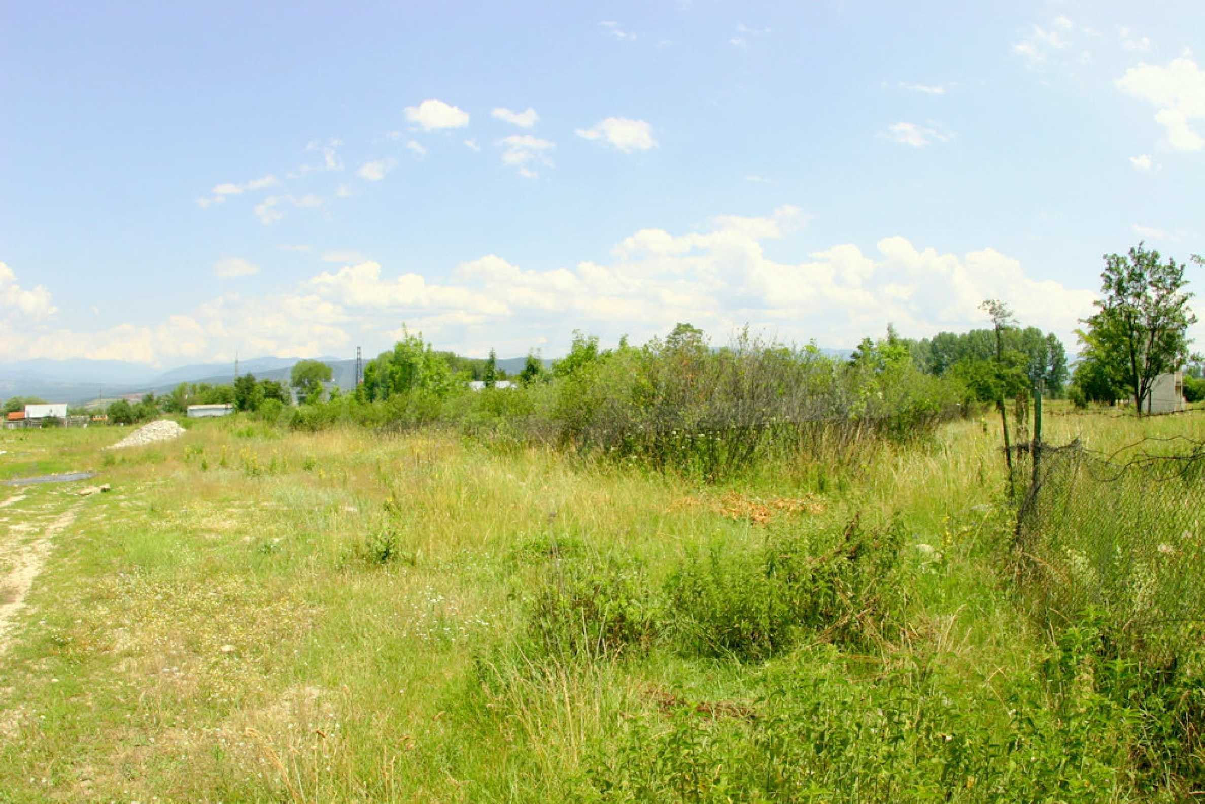 Agricultural land near the ski resort of Bansko