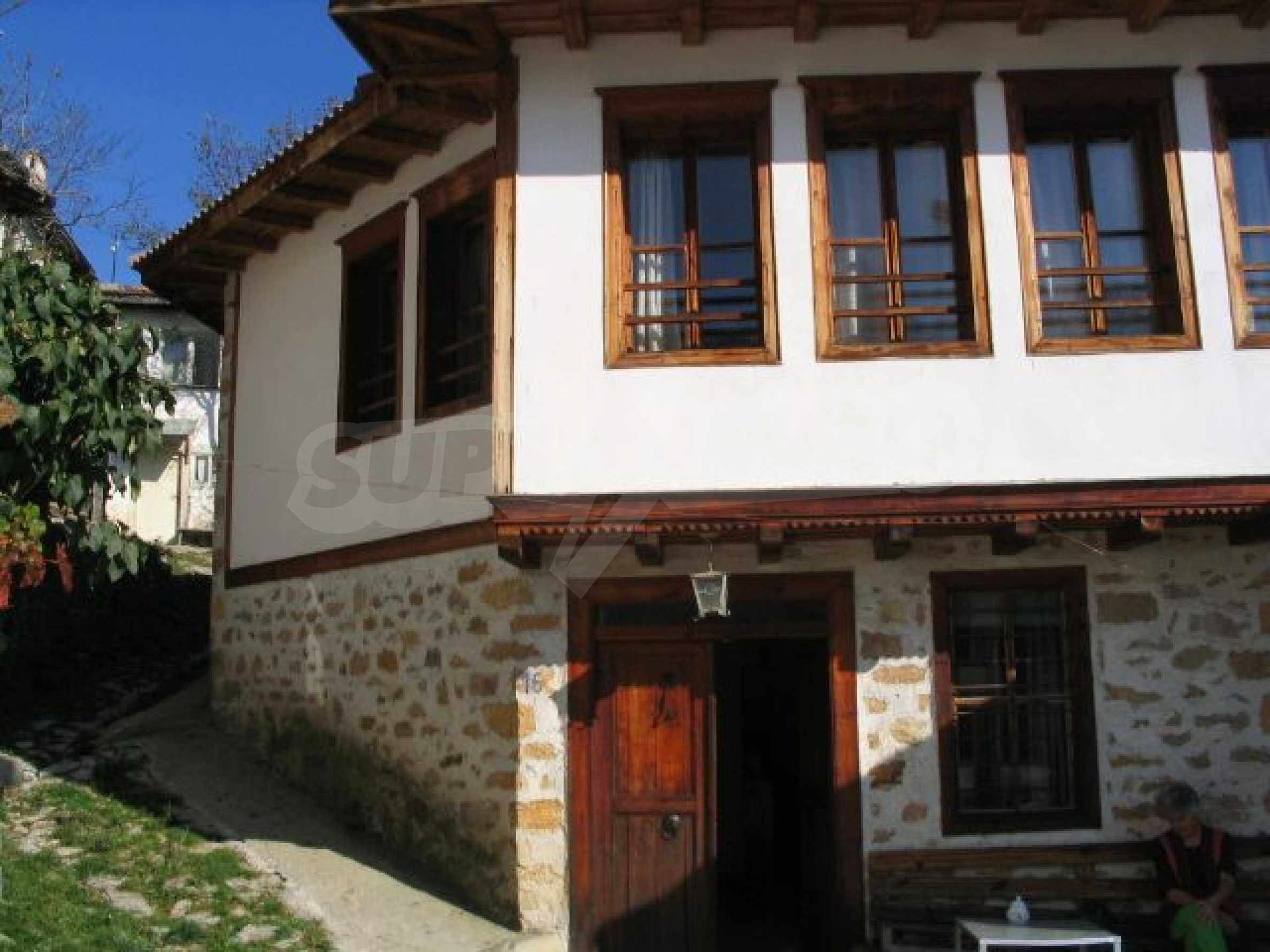 Traditional Old Bulgarian style house close to Pamporovo 1