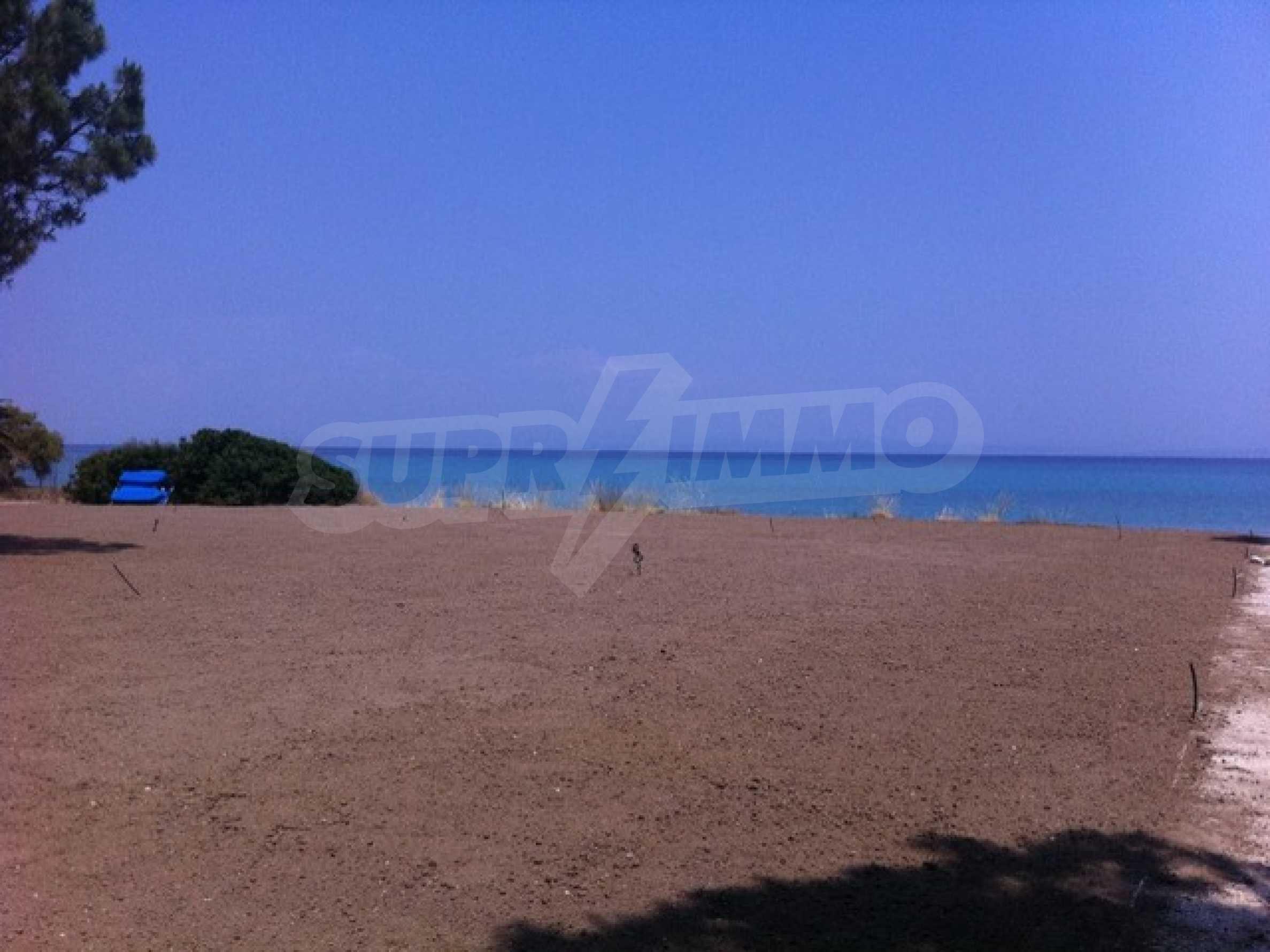 Голяма вила на плажа 13