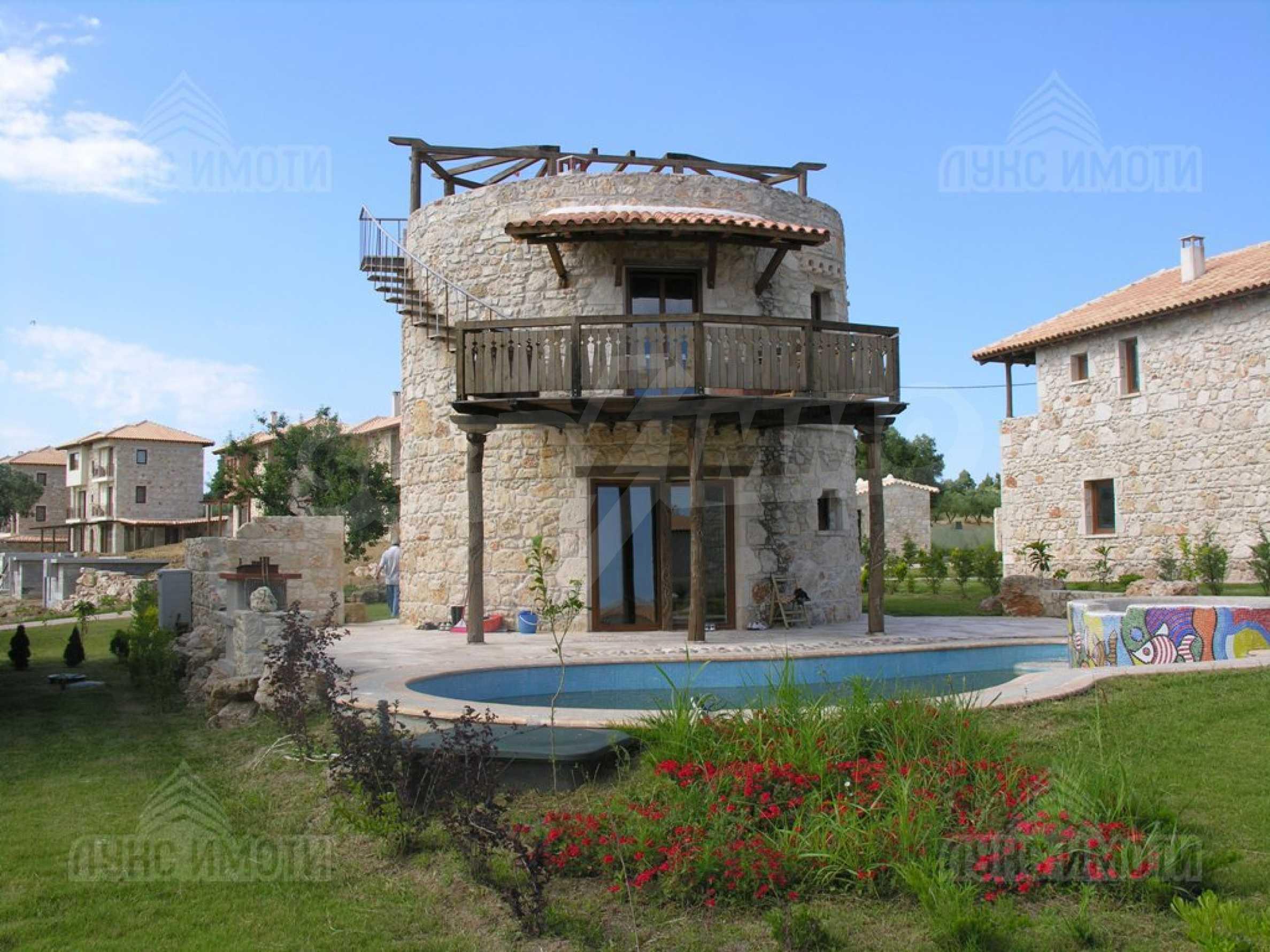 Къща  в  Криопиги