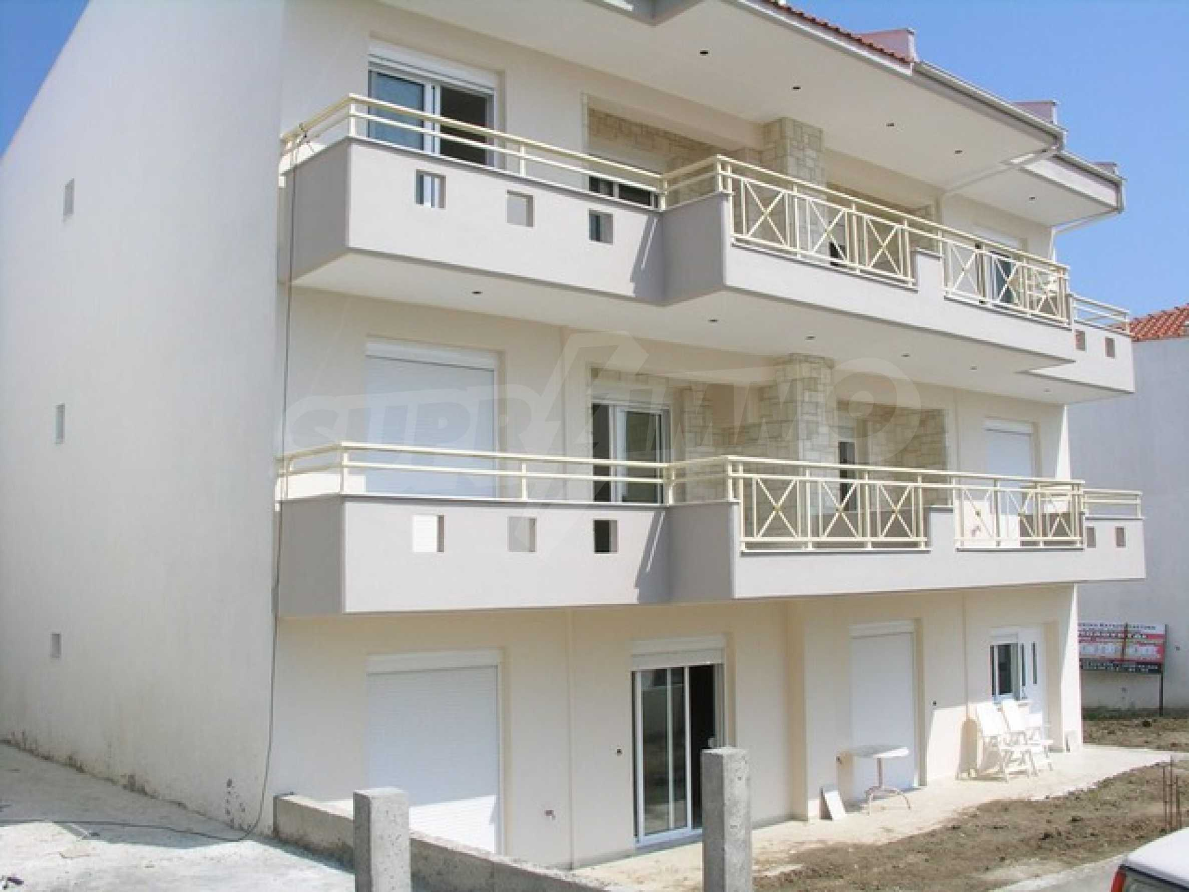 Апартамент  в  Полихроно 4