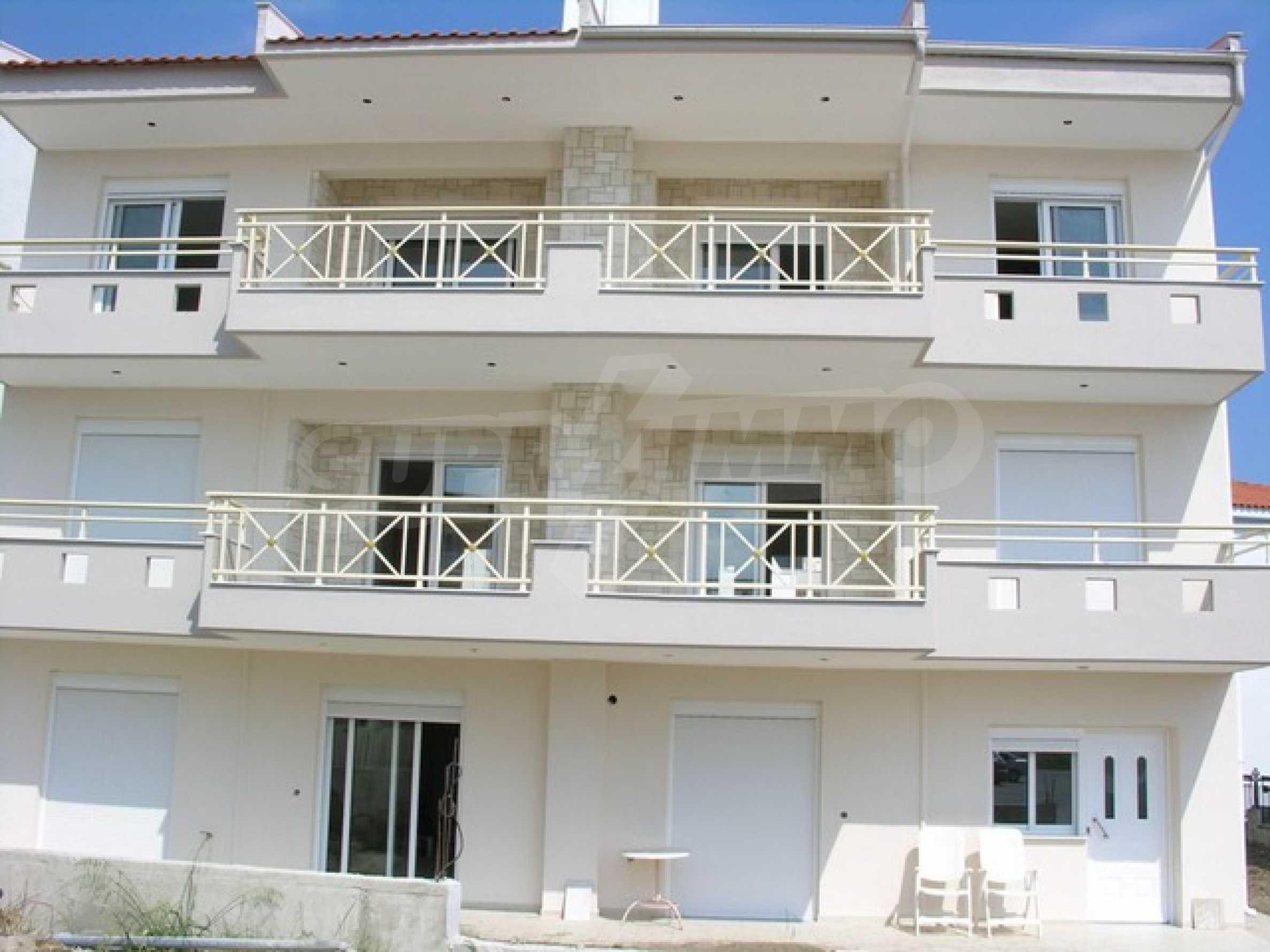 Апартамент  в  Полихроно 7