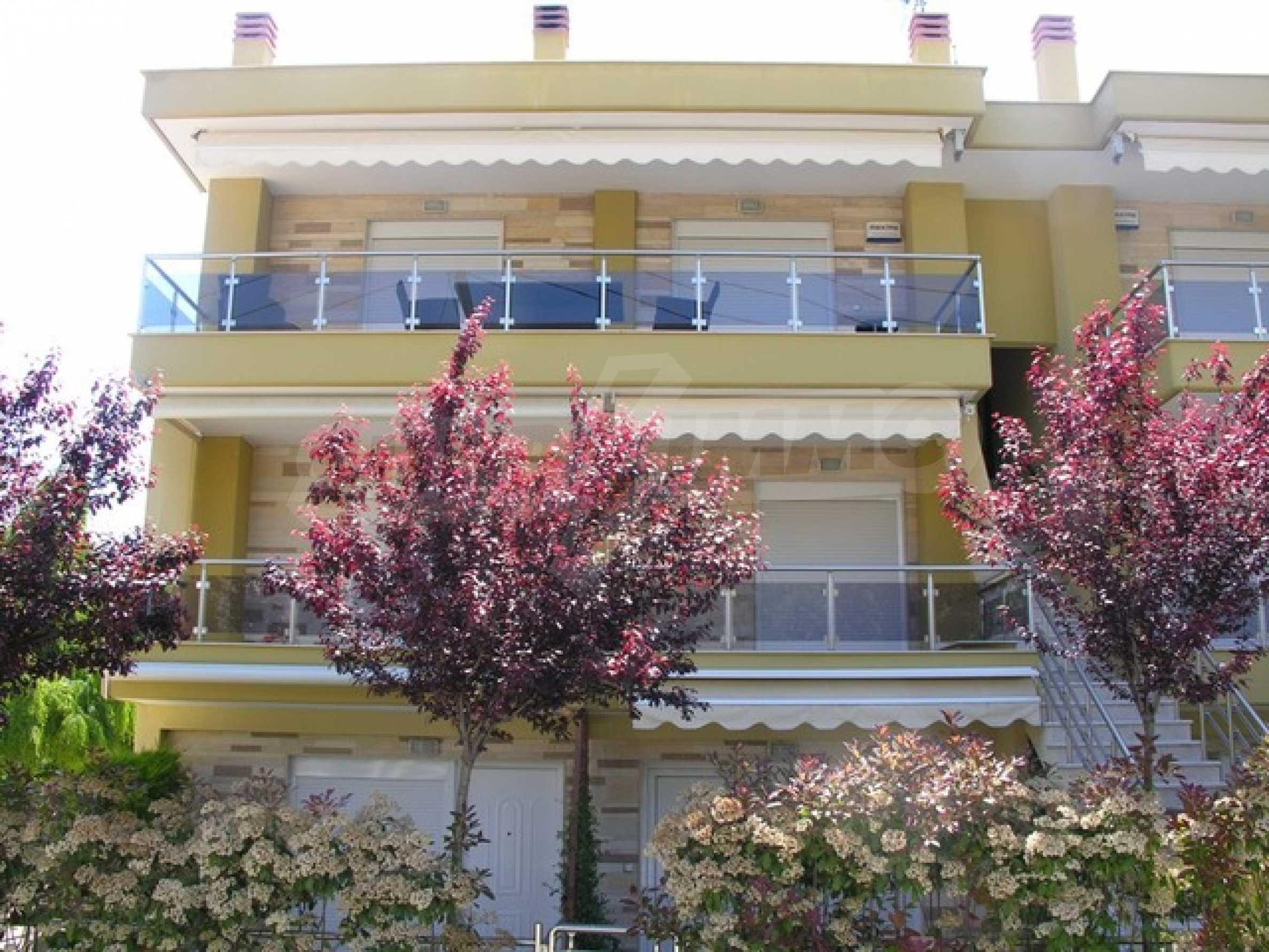 Апартамент  в  Полихроно