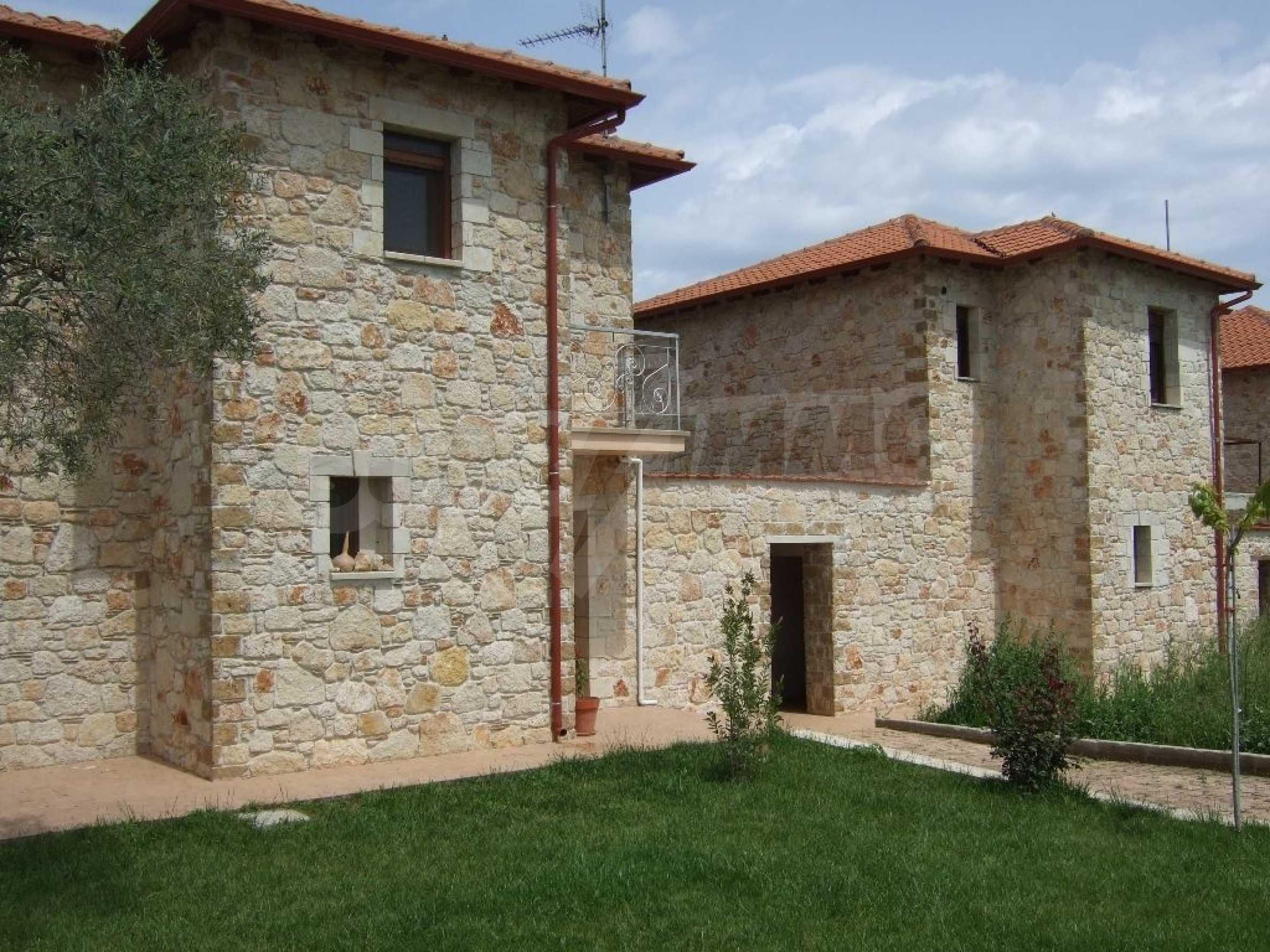 Къща  в  Афитос 2