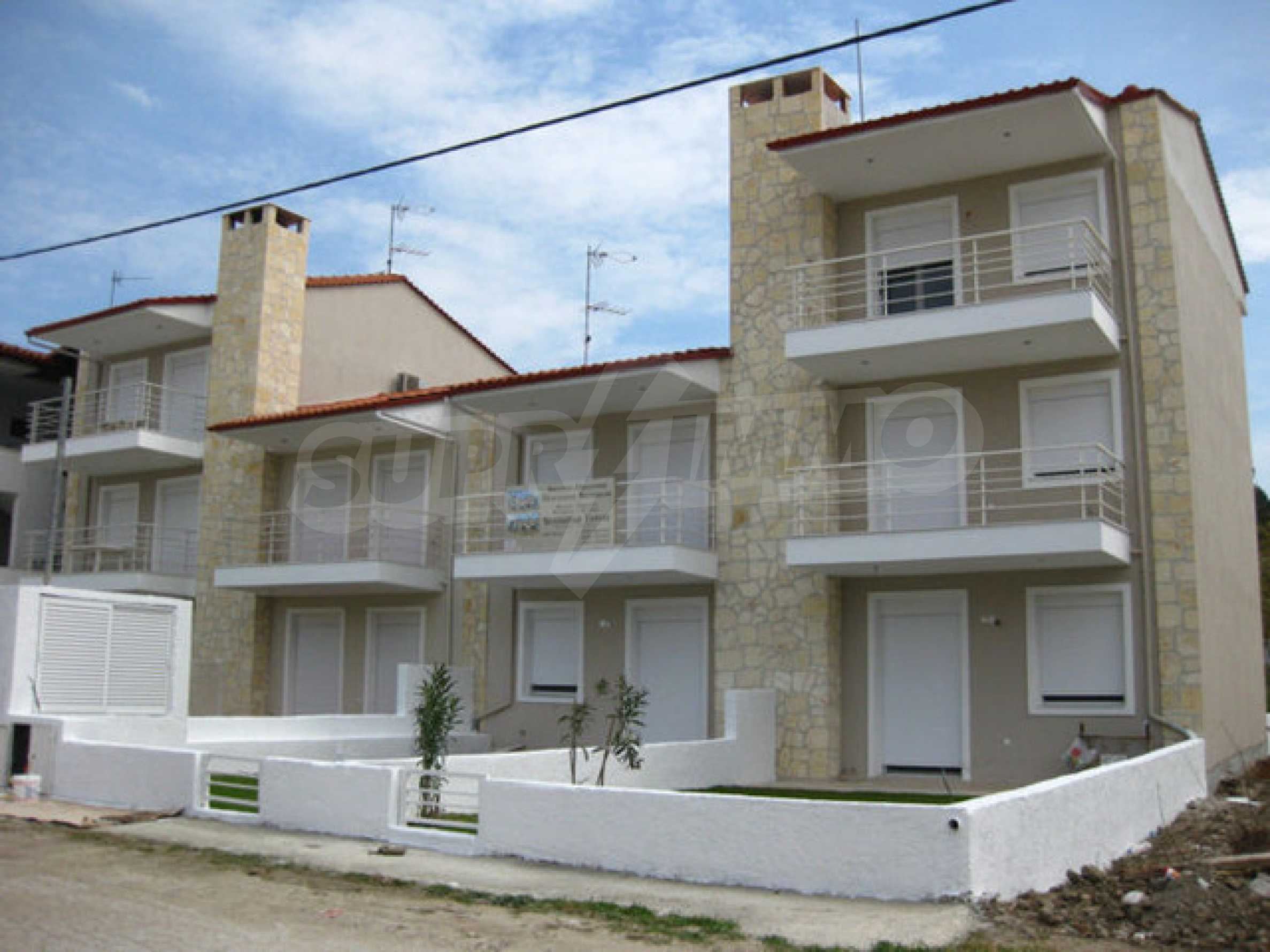 Апартамент  в  Сивири