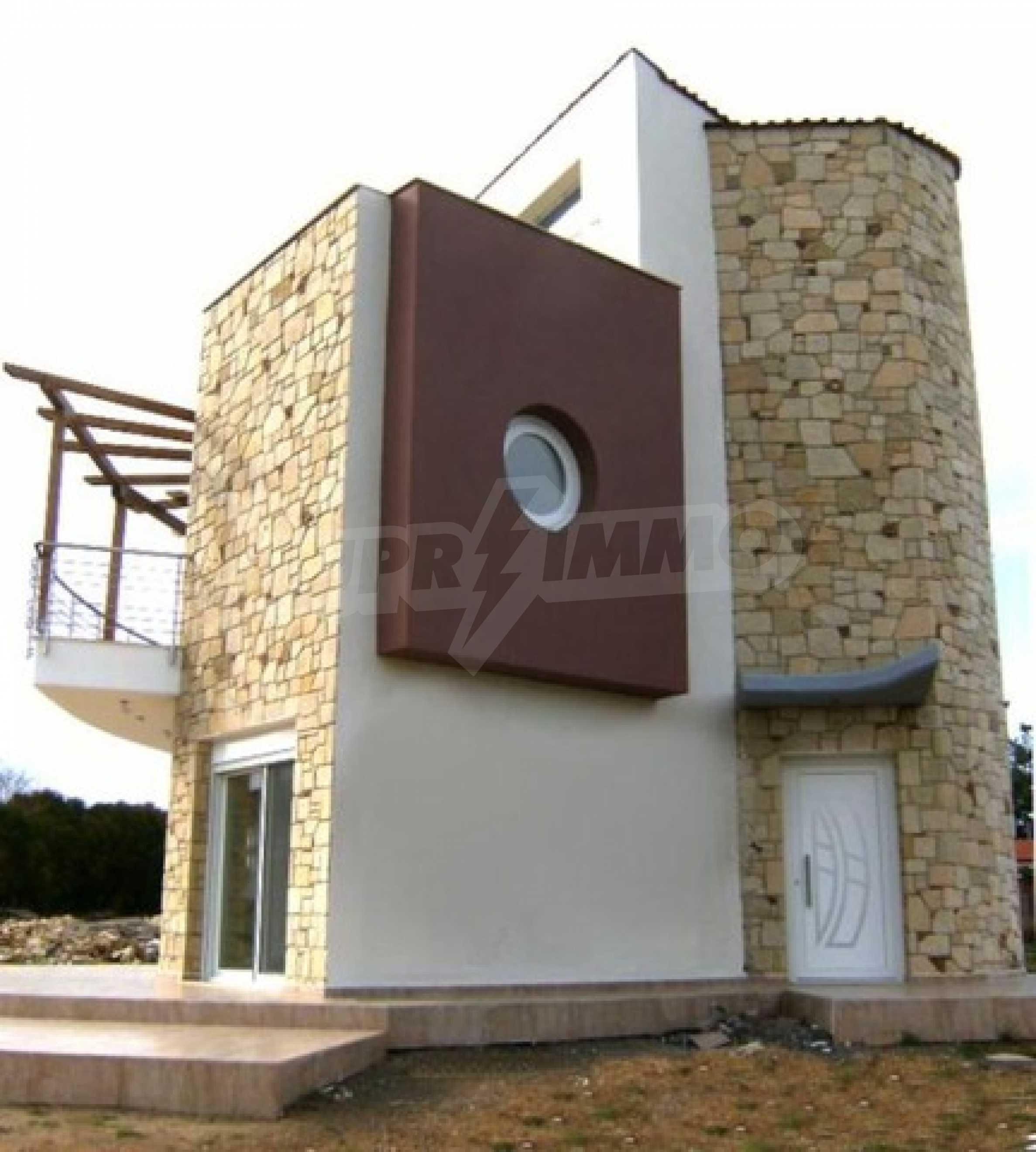 Къща  в  Потидея 1