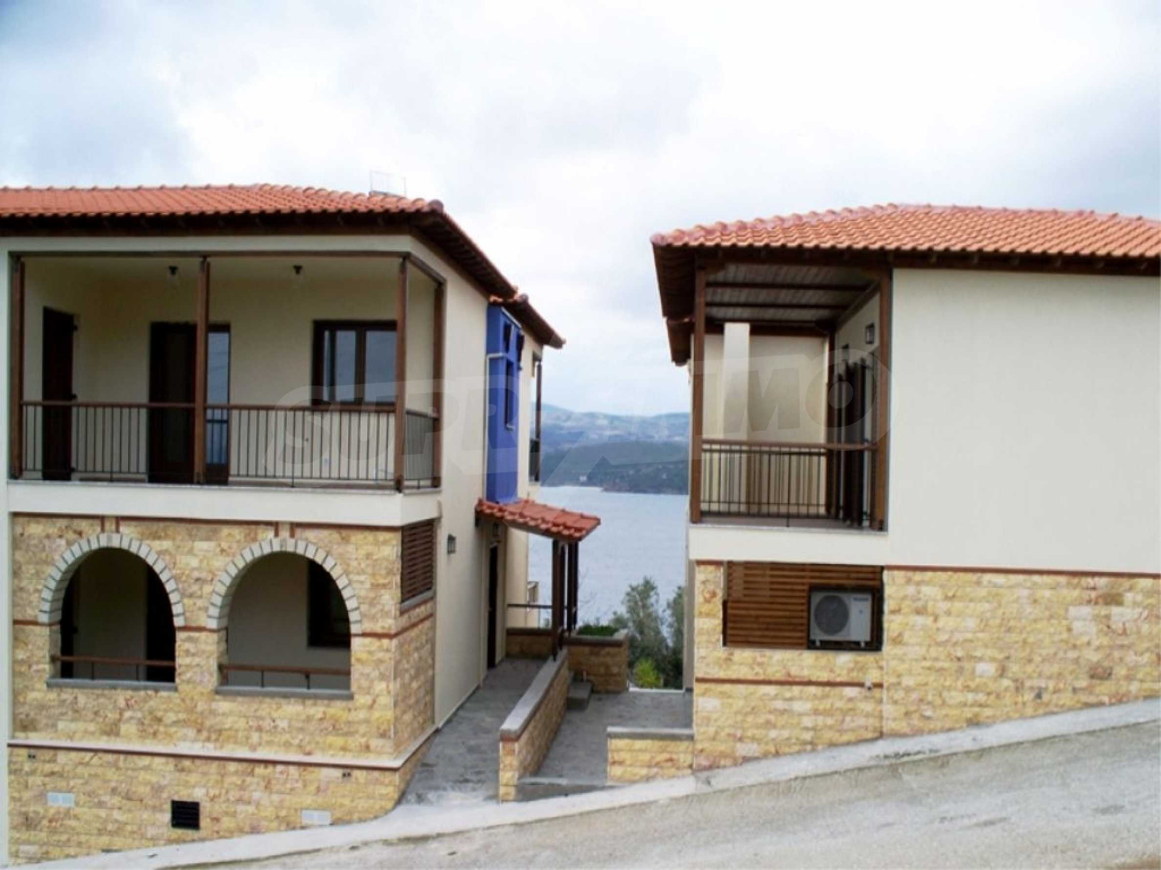 Апартамент  в  Пиргадикия
