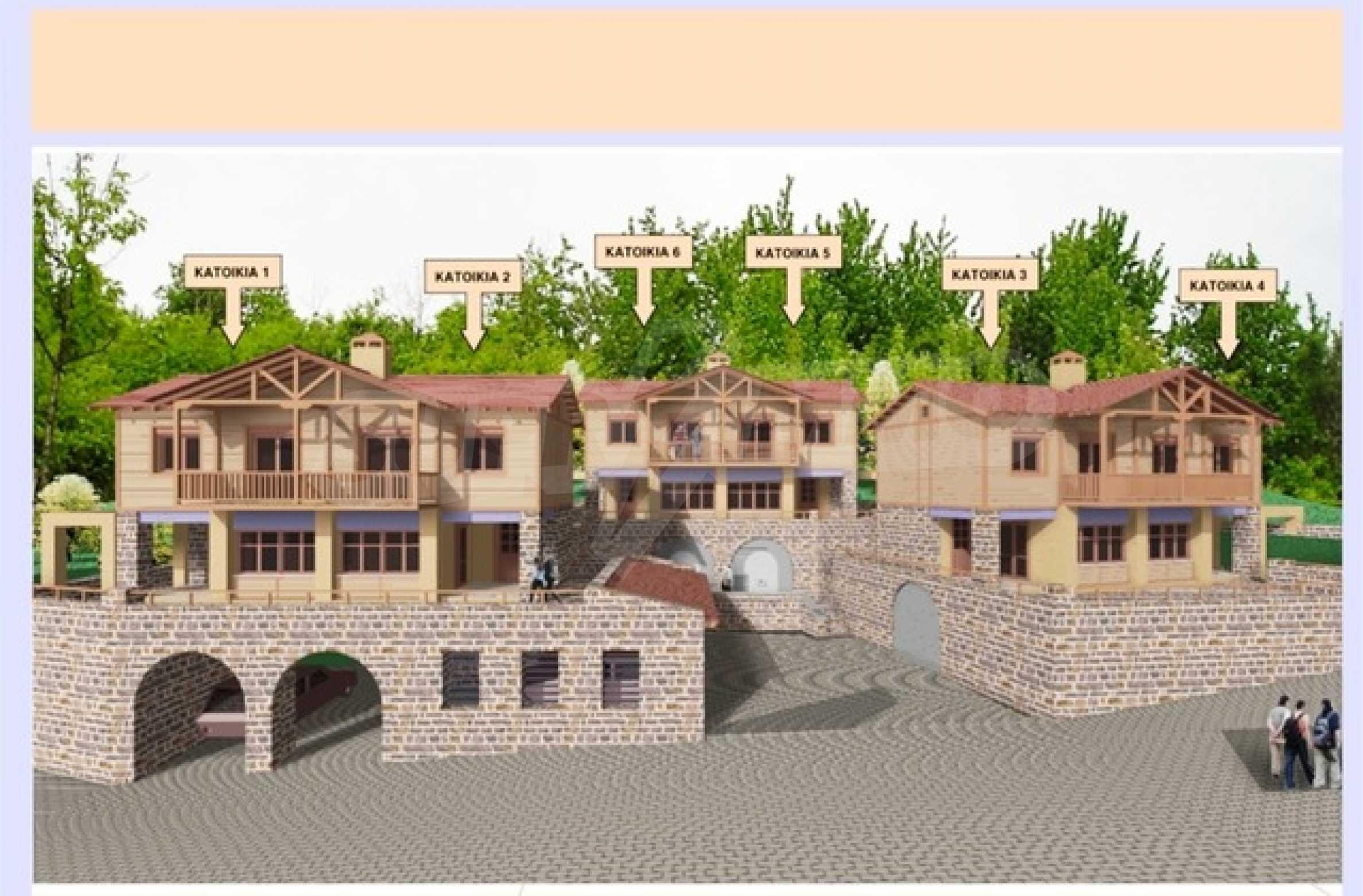 Къща  в  Неохори 6