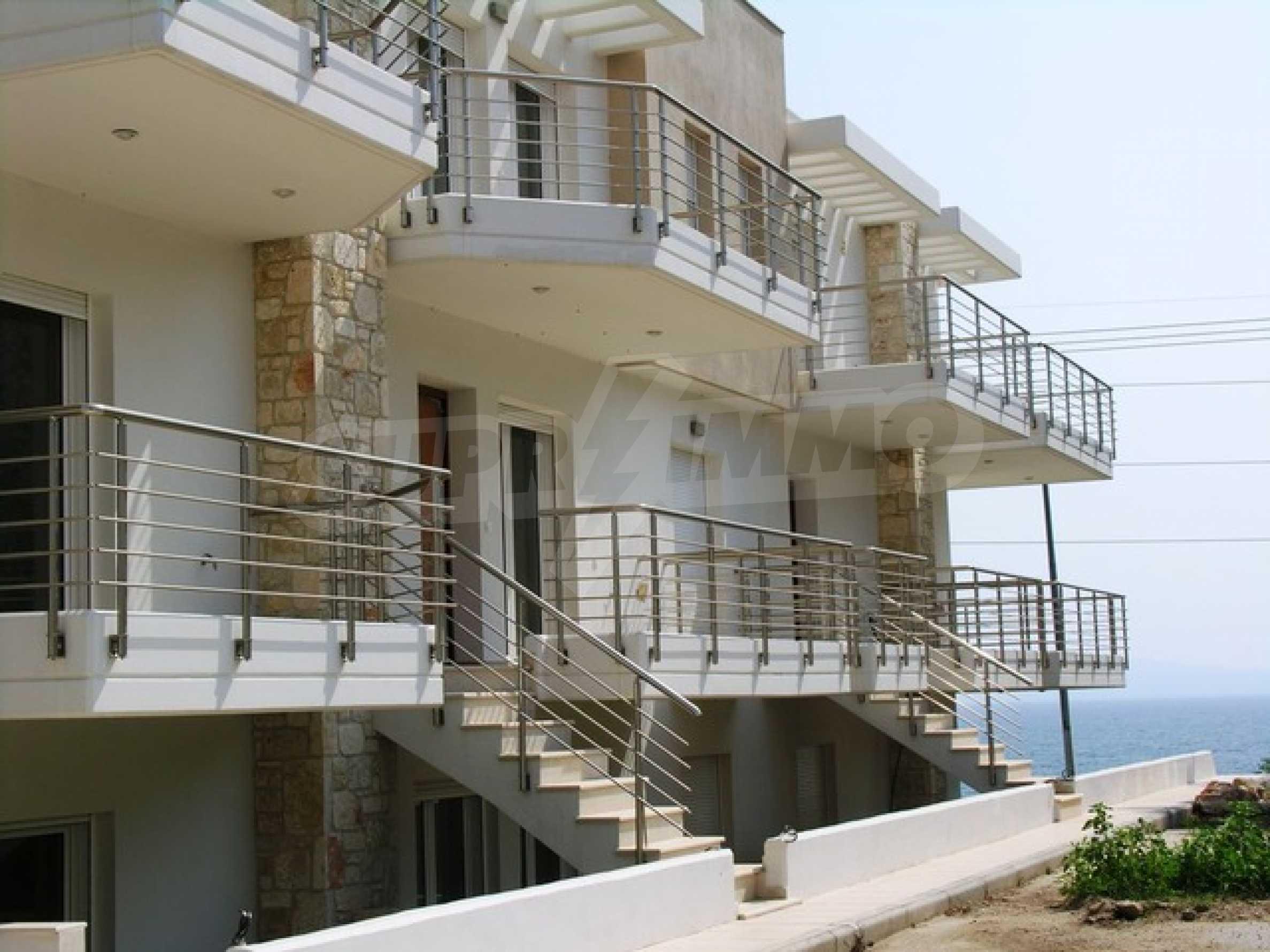 Апартамент  в  Потидея 14