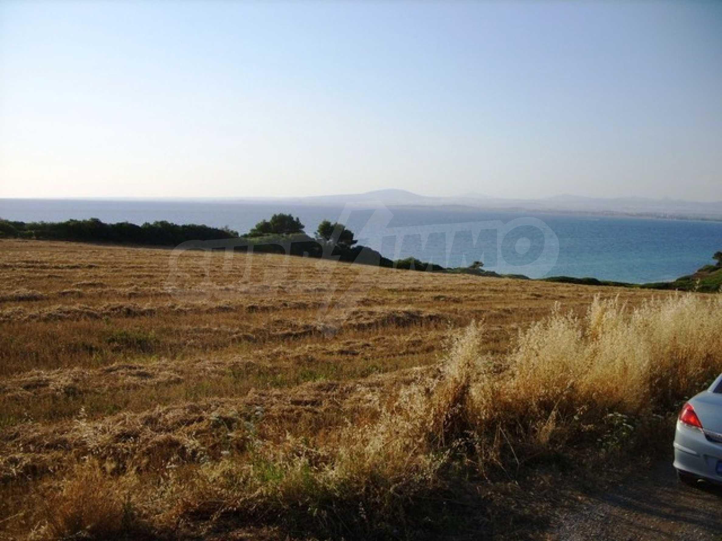 Земеделска земя  в  Потидея 10