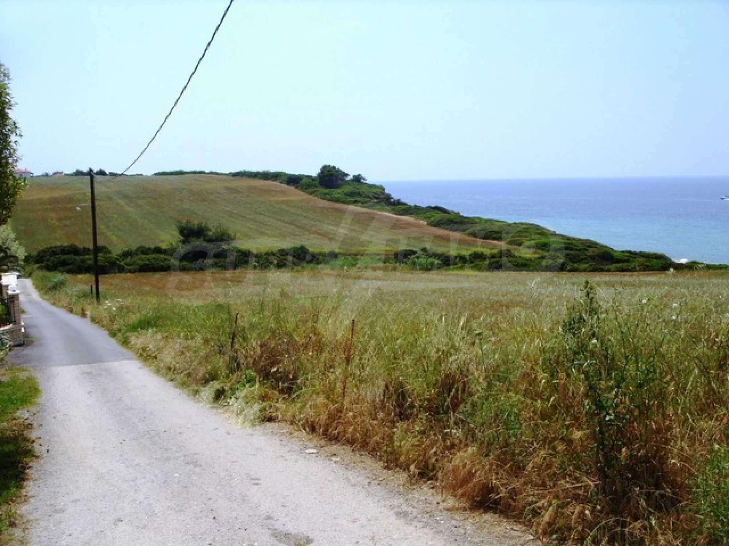 Земеделска земя  в  Потидея 14