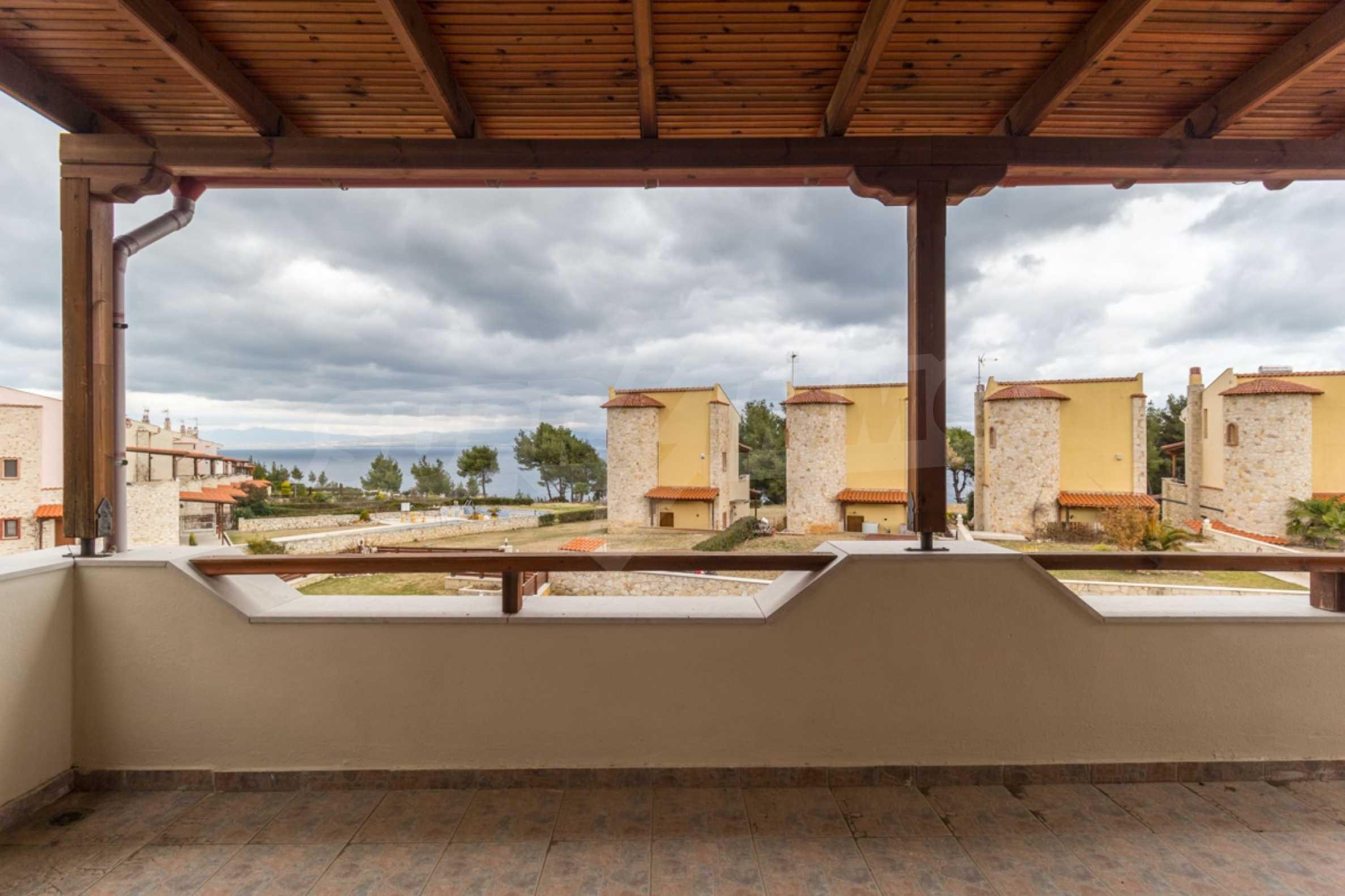 Редова къща само на сто метра от морето в Афитос, Касандра 14