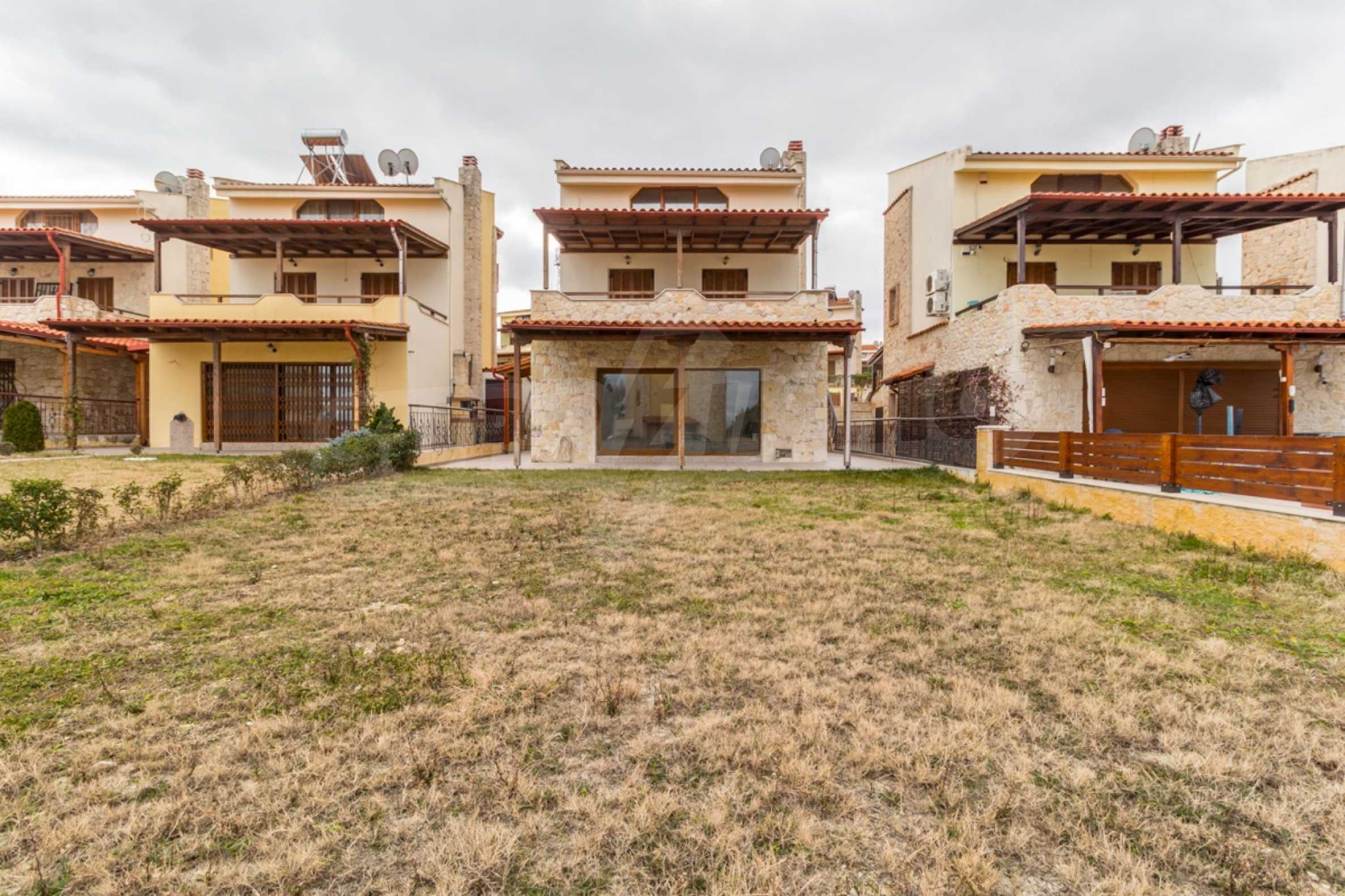 Редова къща само на сто метра от морето в Афитос, Касандра 22