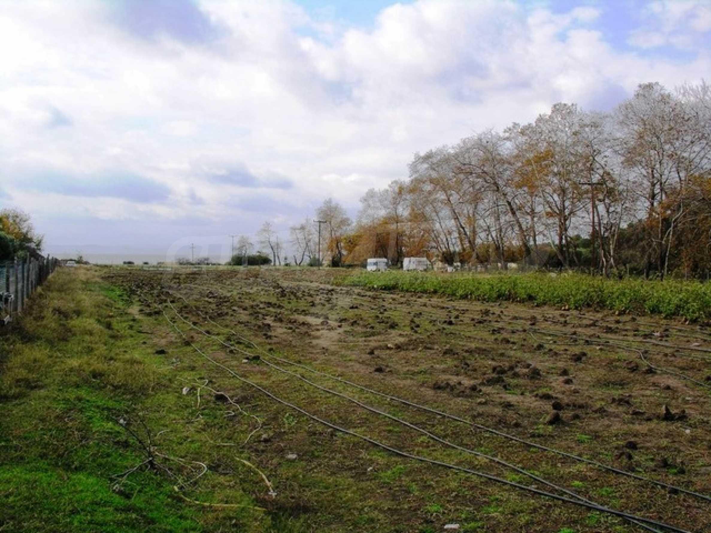 Земеделска земя  в  Акти Азапико 2