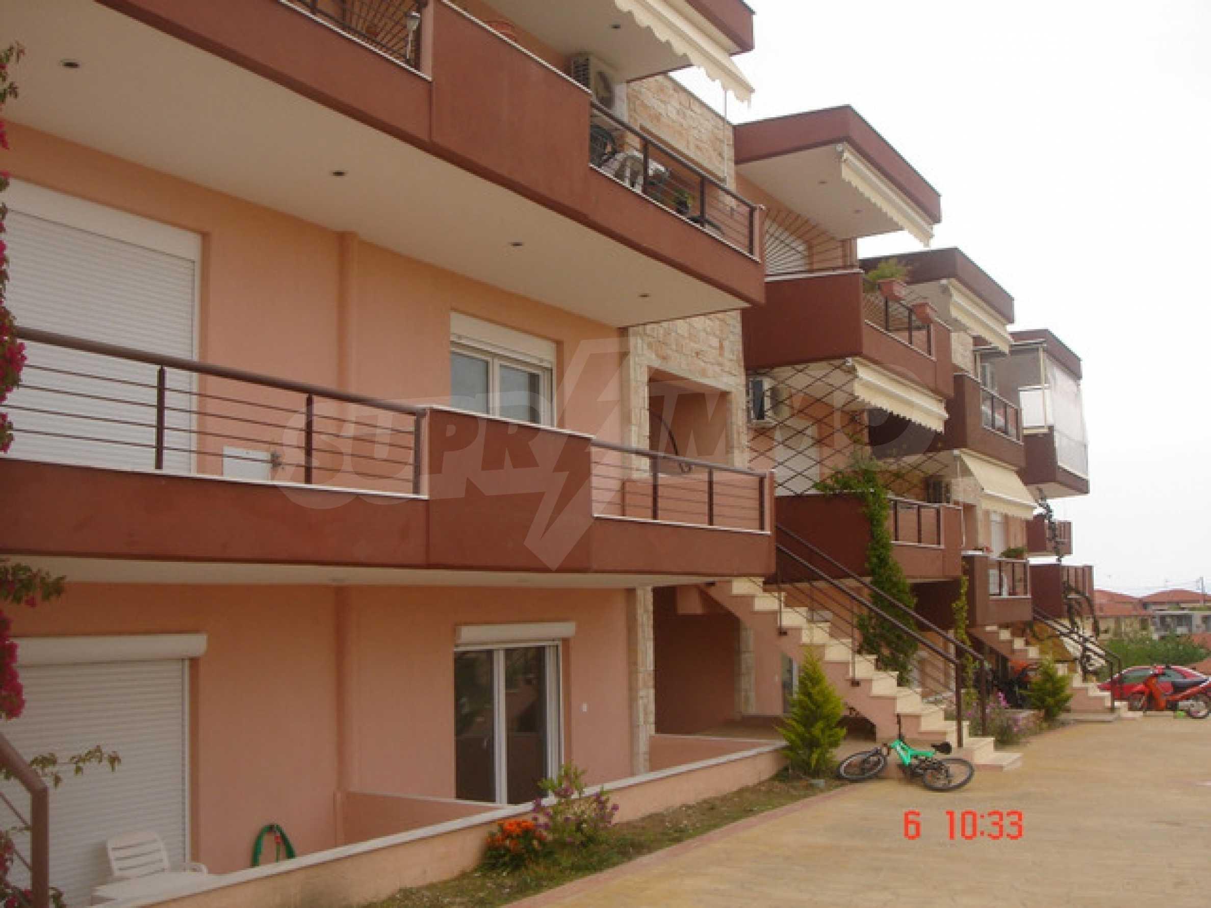 Апартамент  в  Афитос