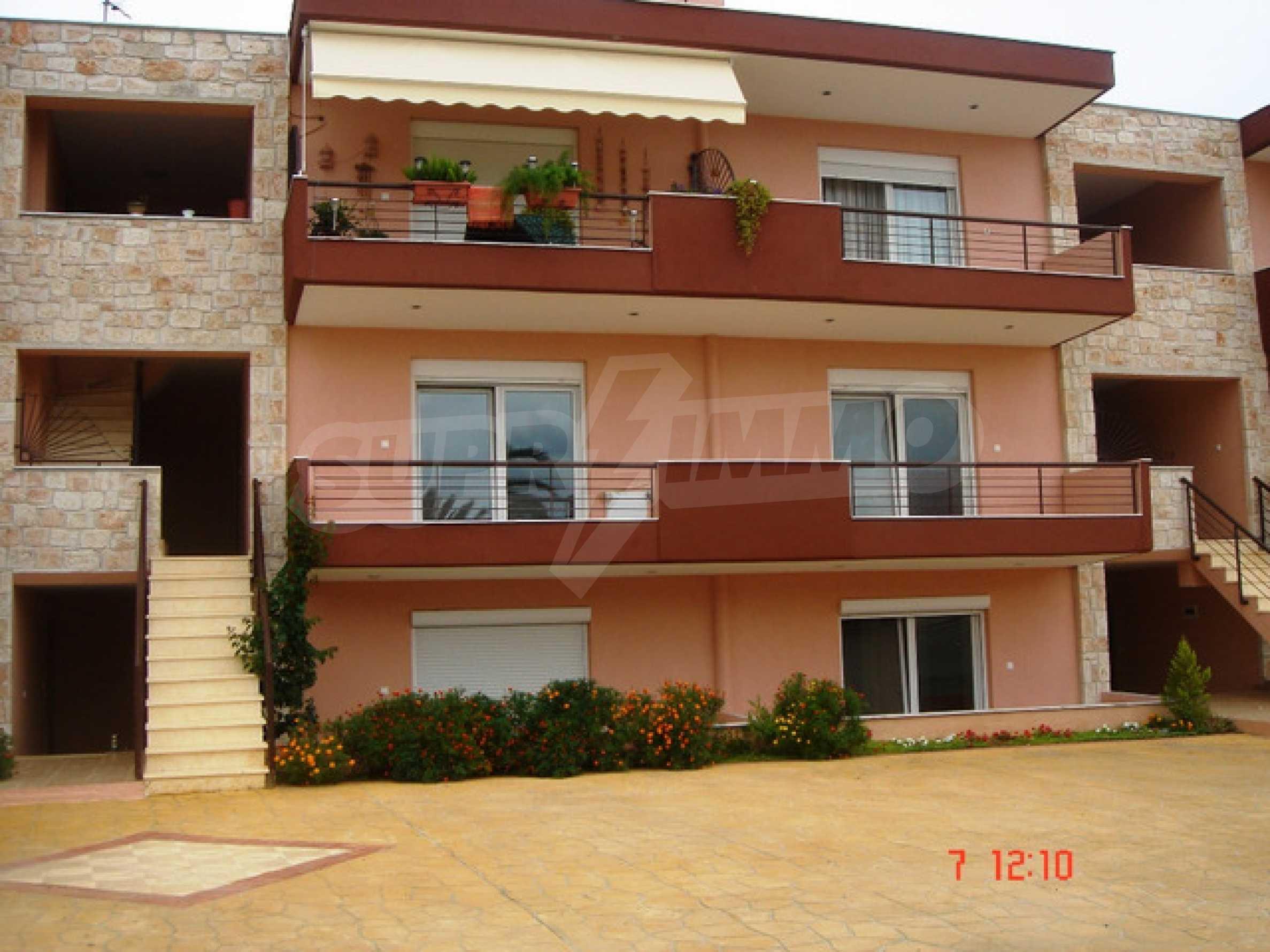 Апартамент  в  Афитос 1