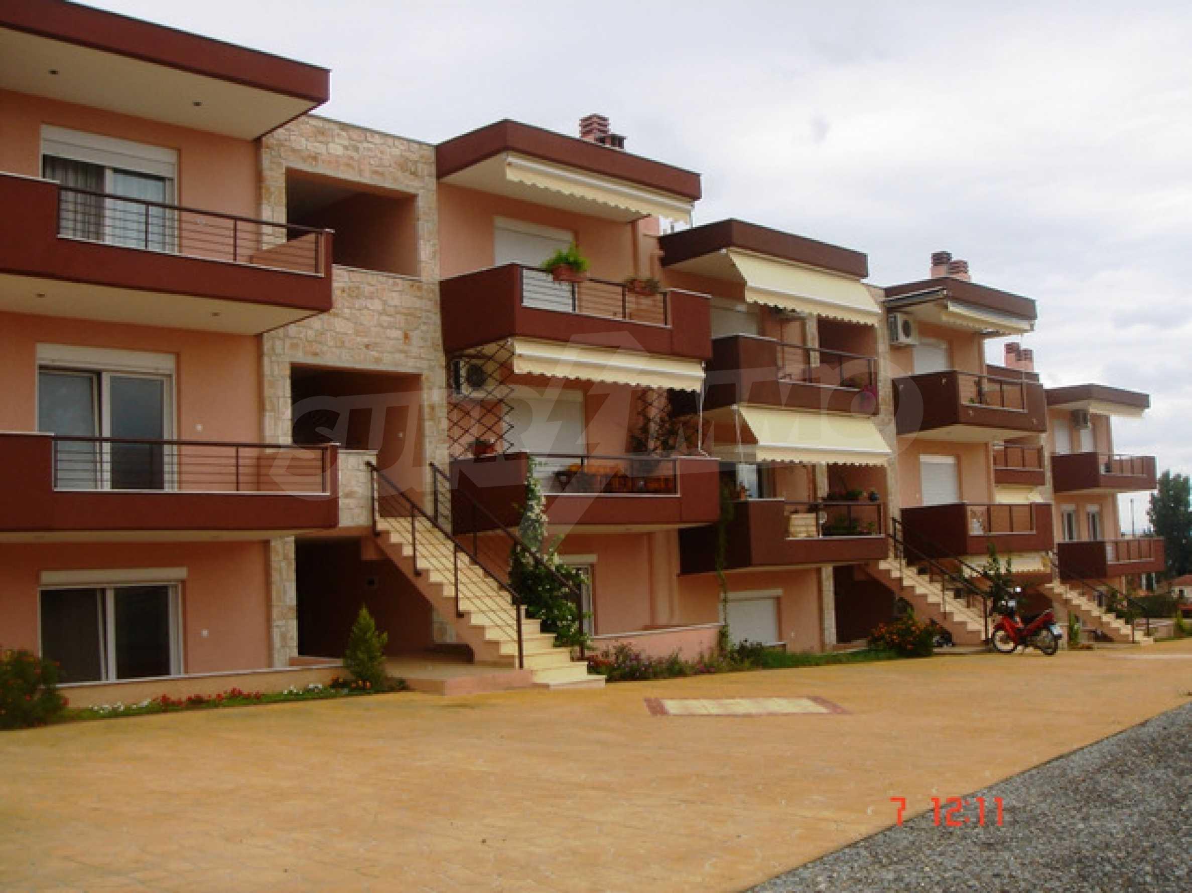Апартамент  в  Афитос 2