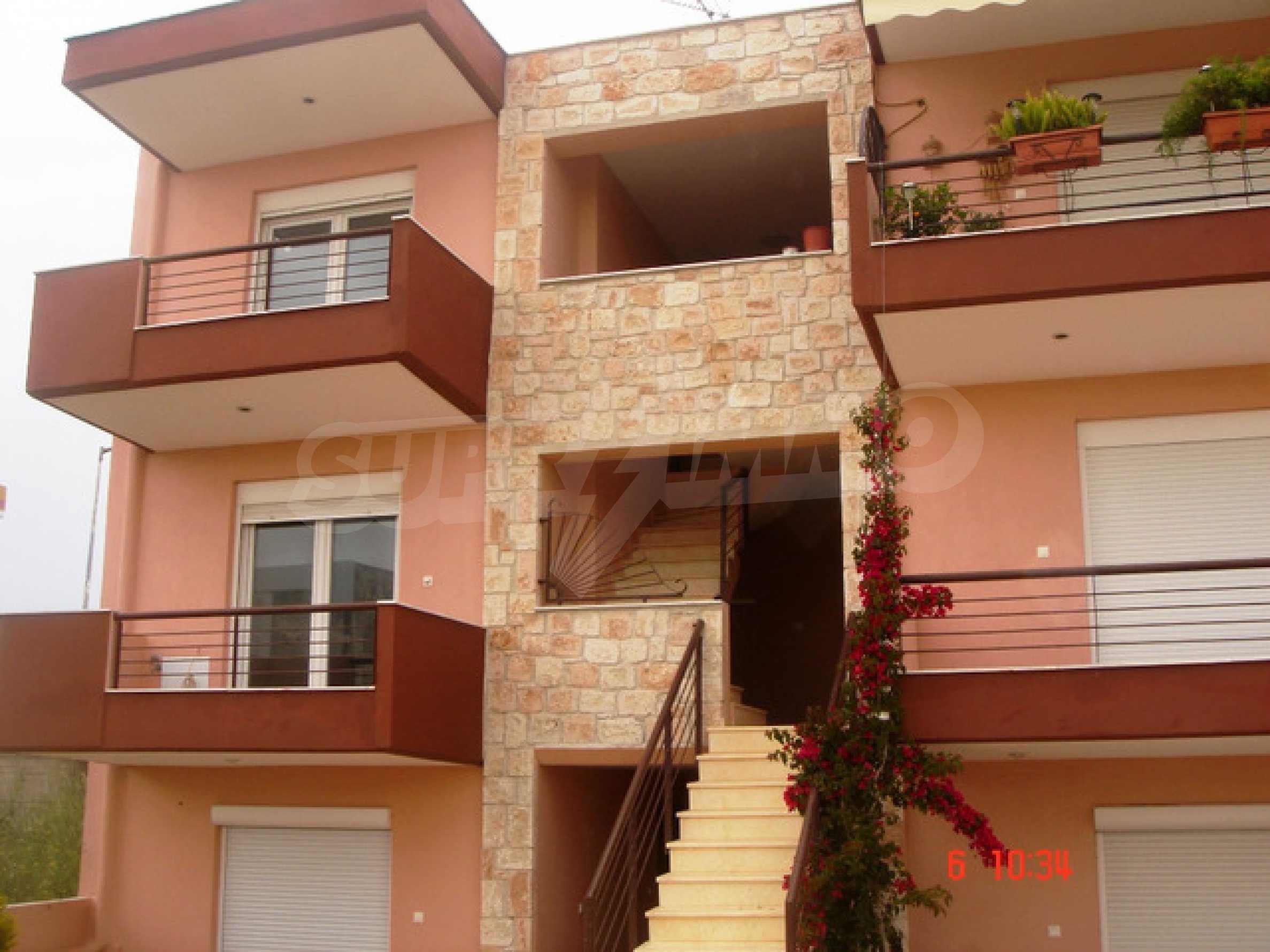 Апартамент  в  Афитос 3