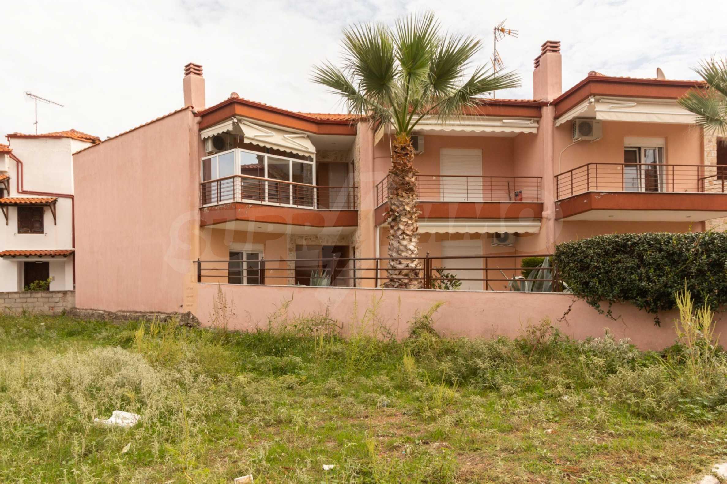 тристаен апартамент в Потидея, Касандра 10