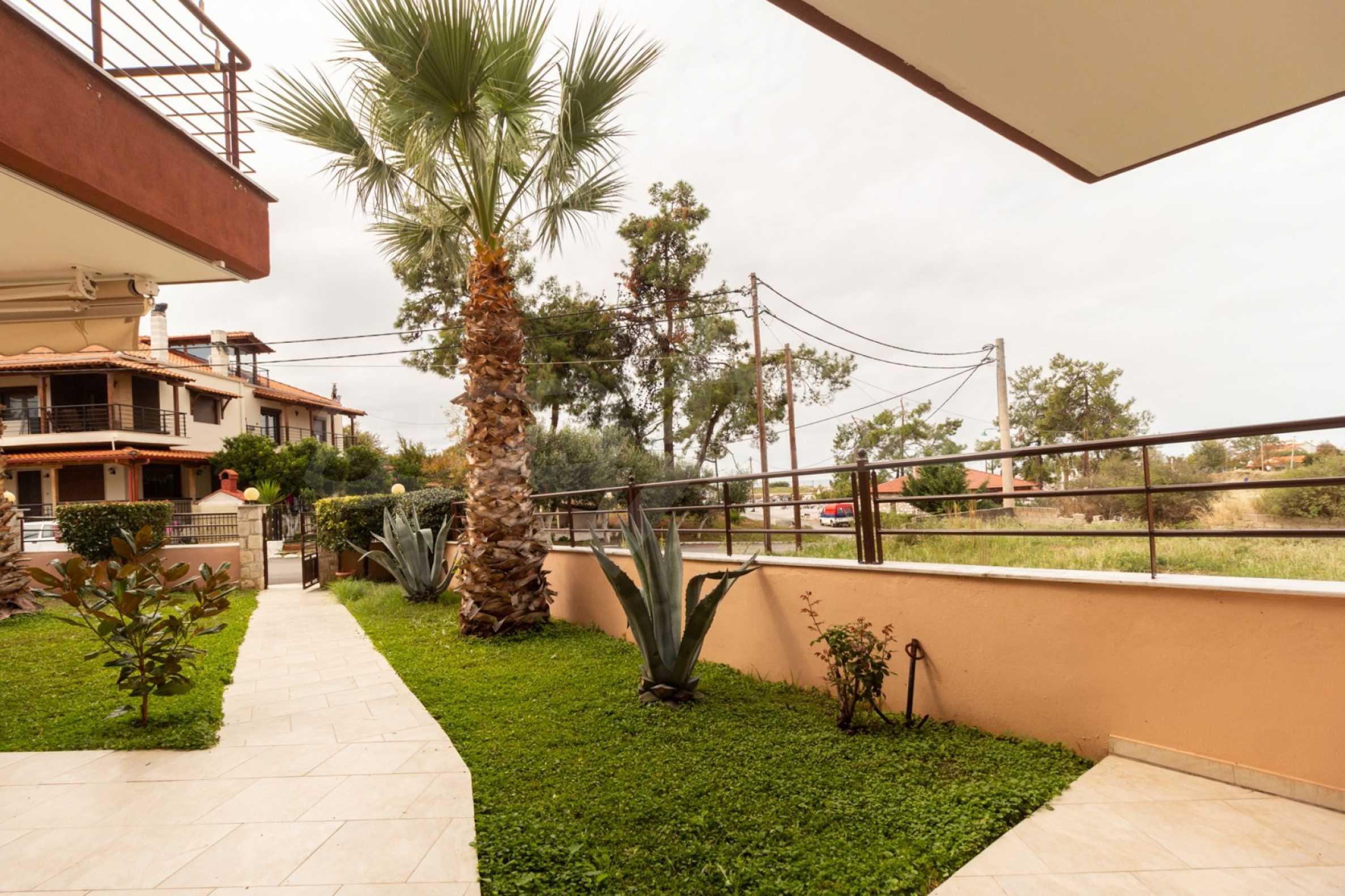 тристаен апартамент в Потидея, Касандра 16