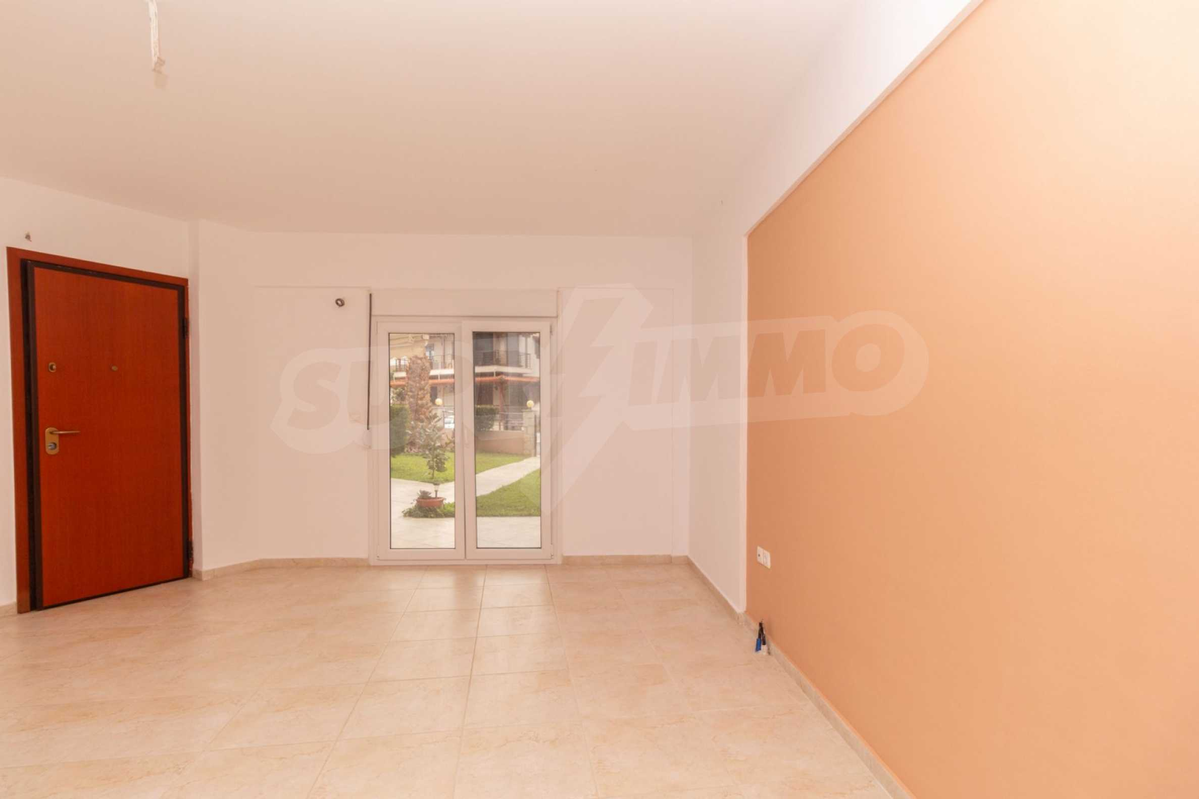 тристаен апартамент в Потидея, Касандра 18