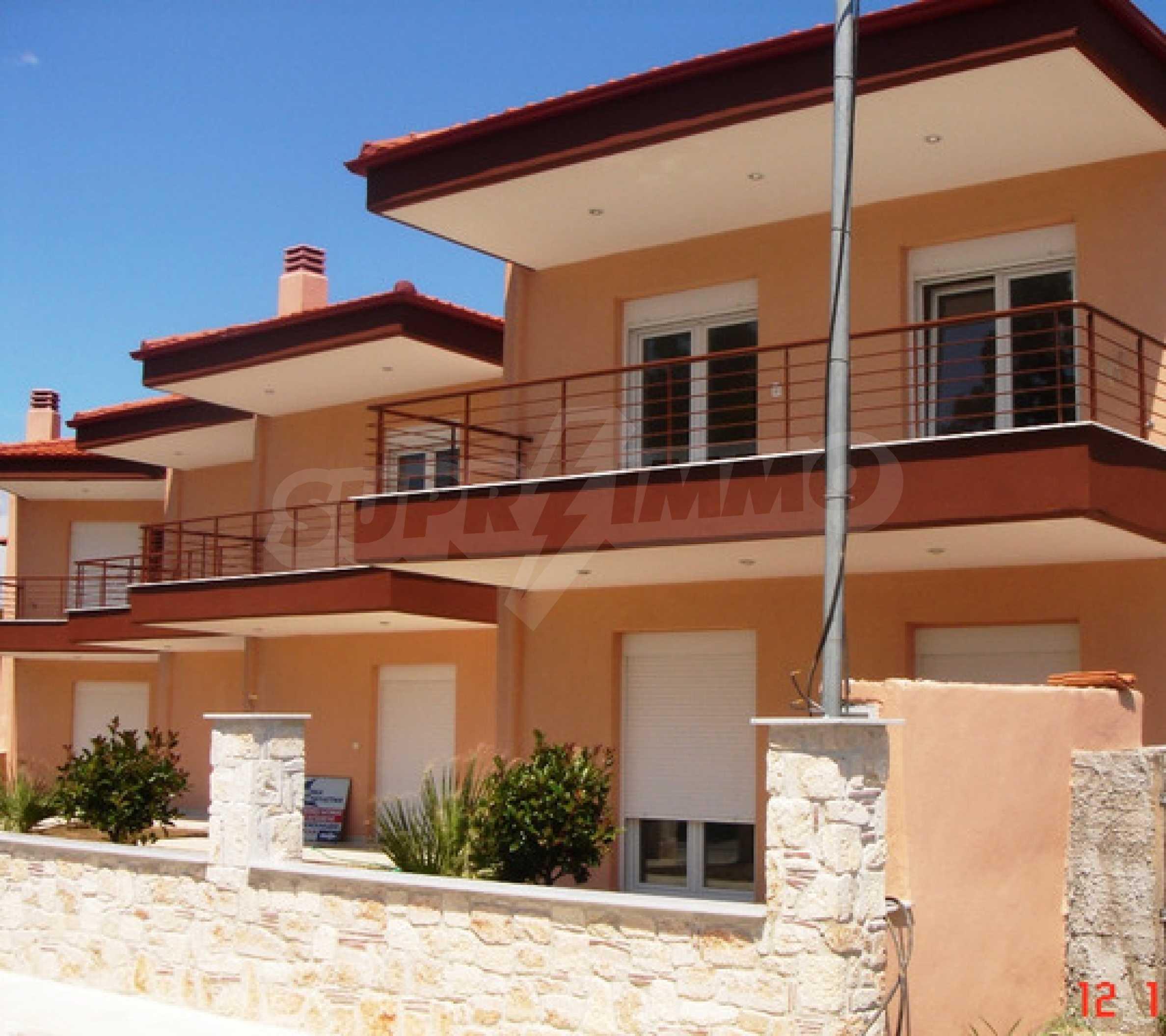тристаен апартамент в Потидея, Касандра 3