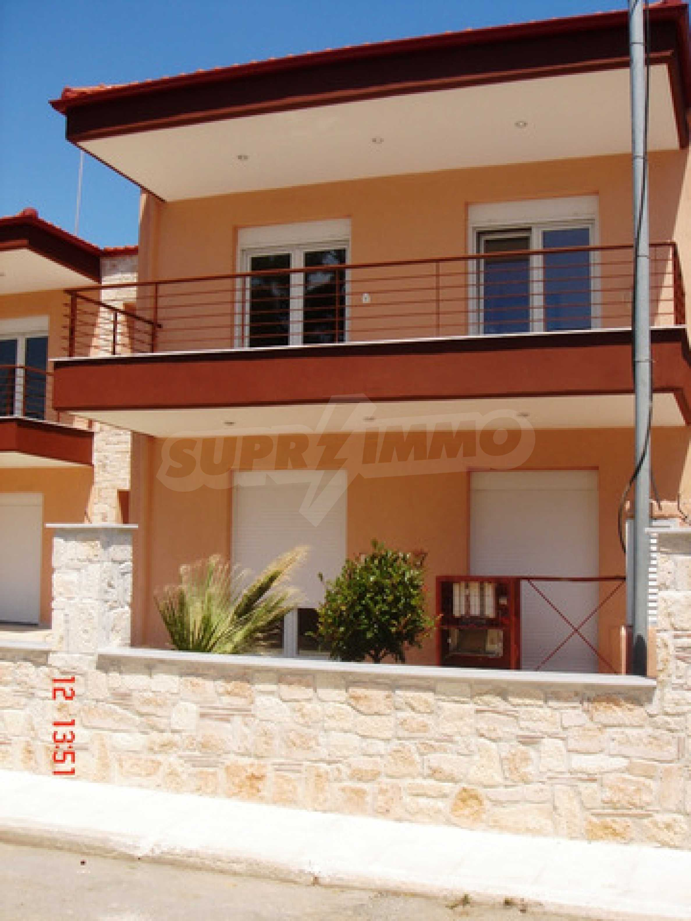 тристаен апартамент в Потидея, Касандра 4