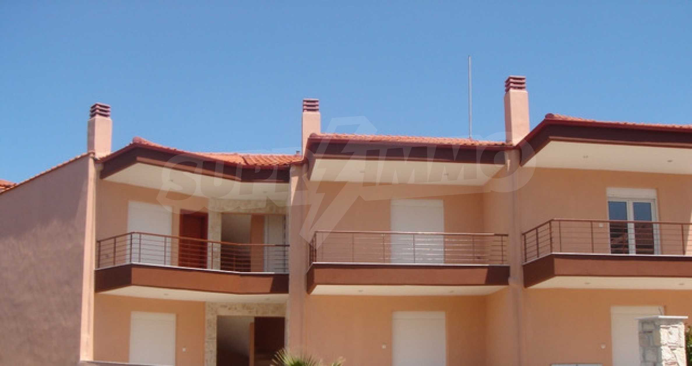 тристаен апартамент в Потидея, Касандра 7