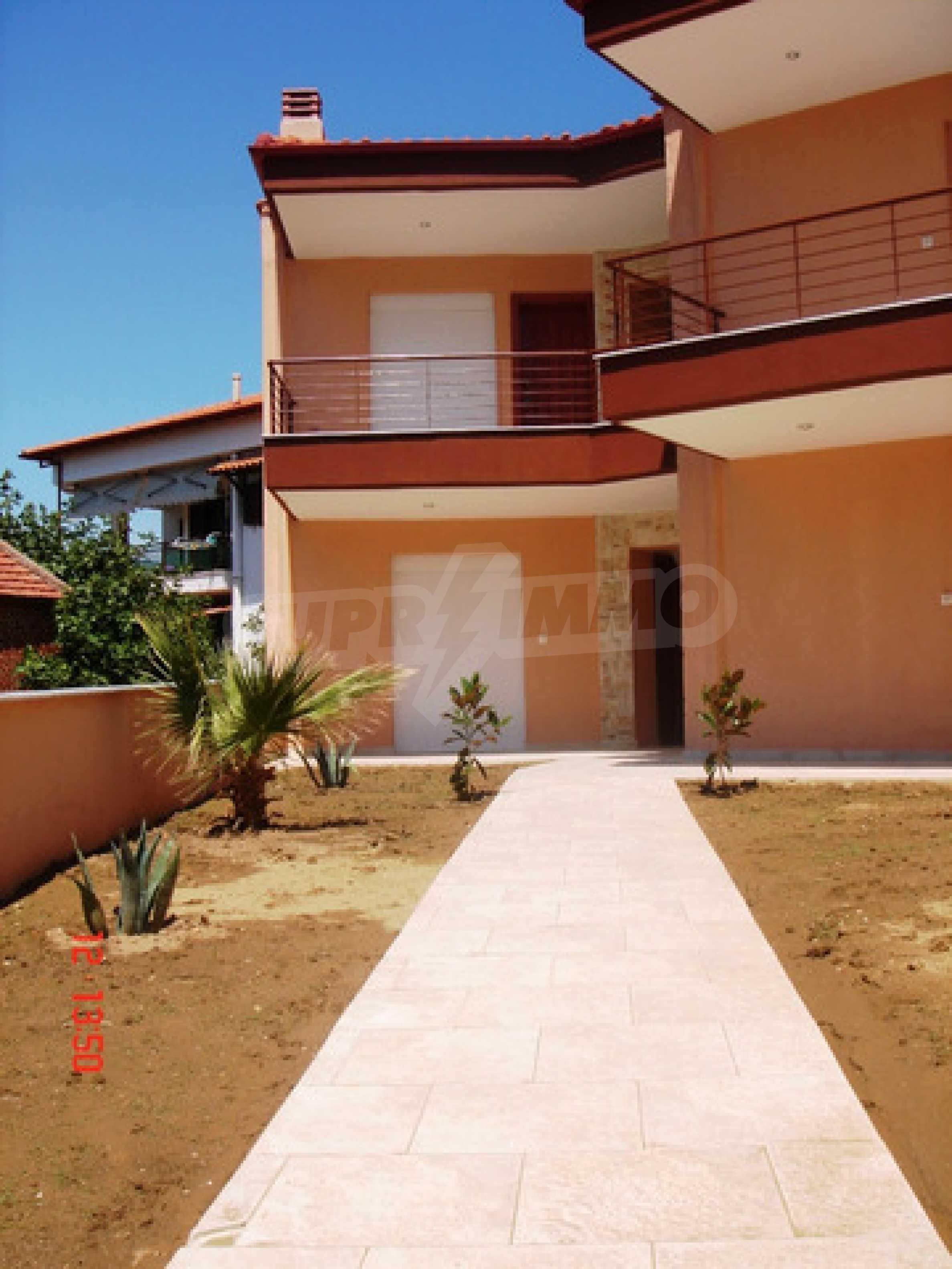 тристаен апартамент в Потидея, Касандра 8