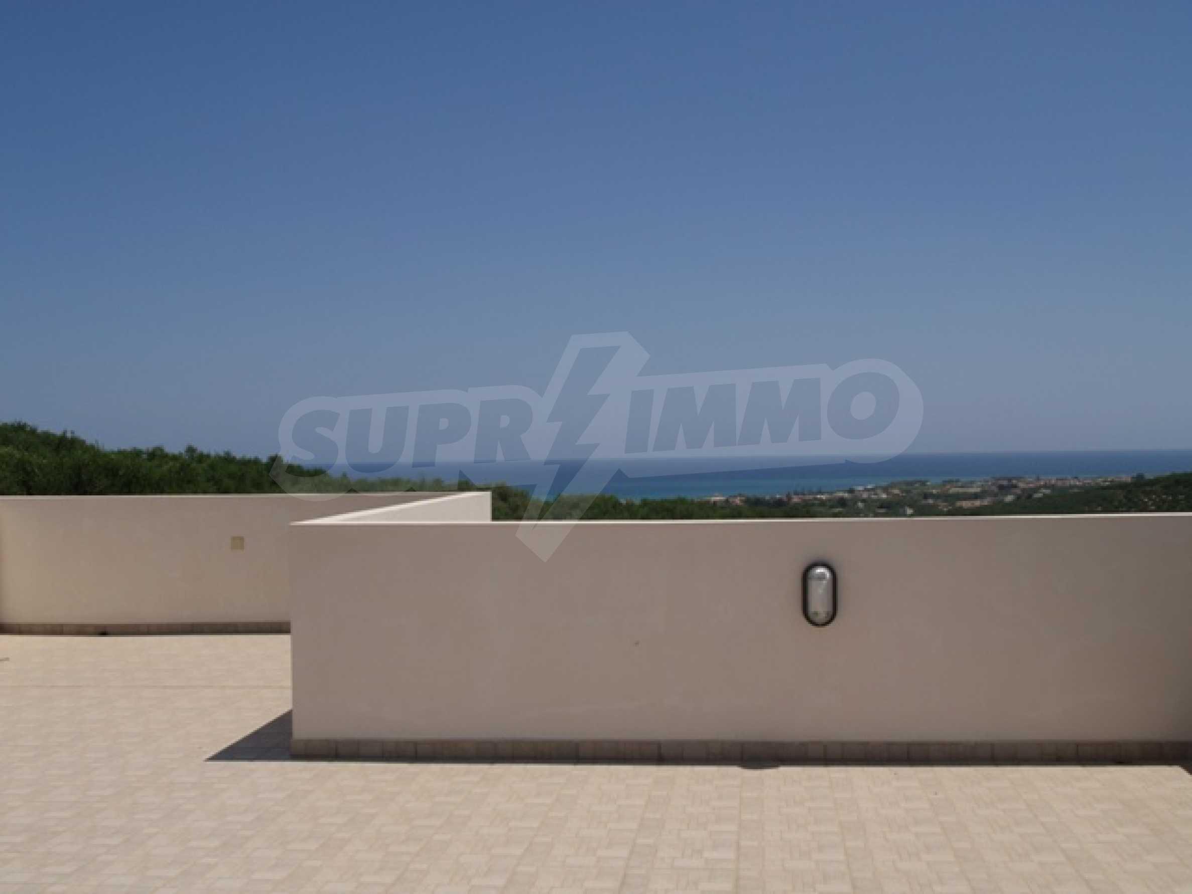Къщи с великолепна гледка на о. Крит 11